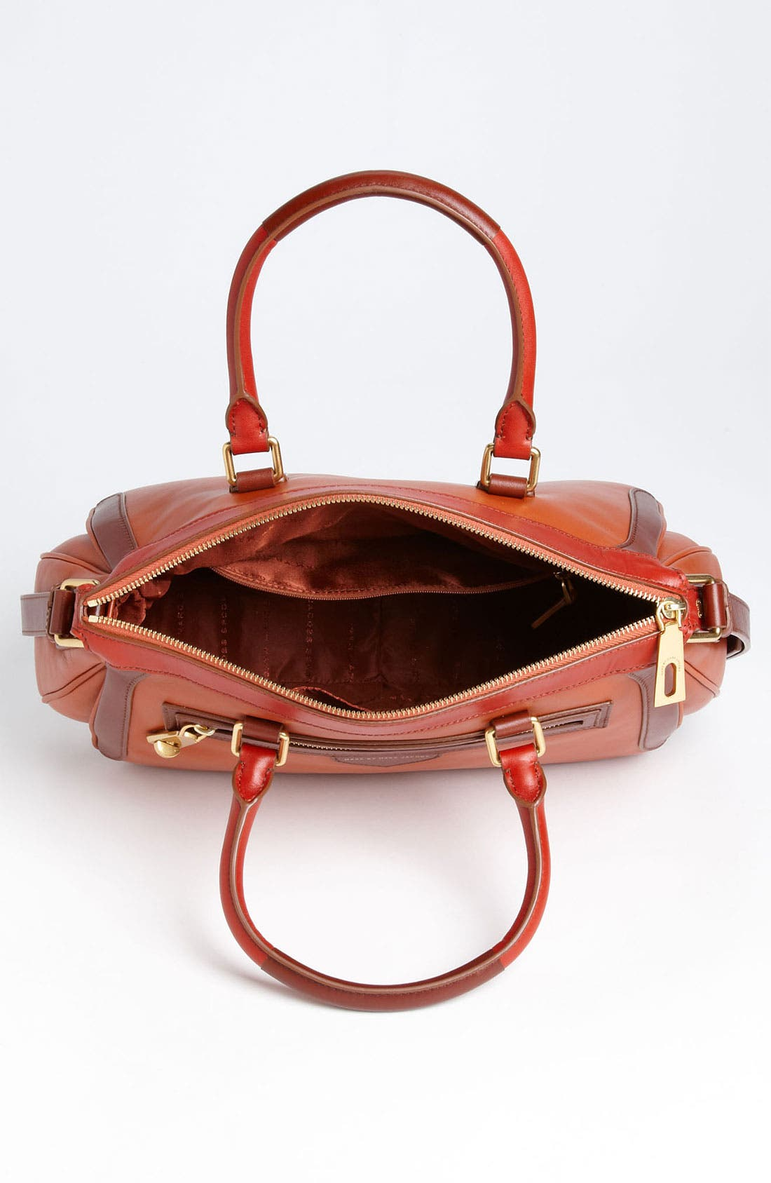 Alternate Image 3  - MARC BY MARC JACOBS 'The Ziplocker - Lo' Leather Satchel