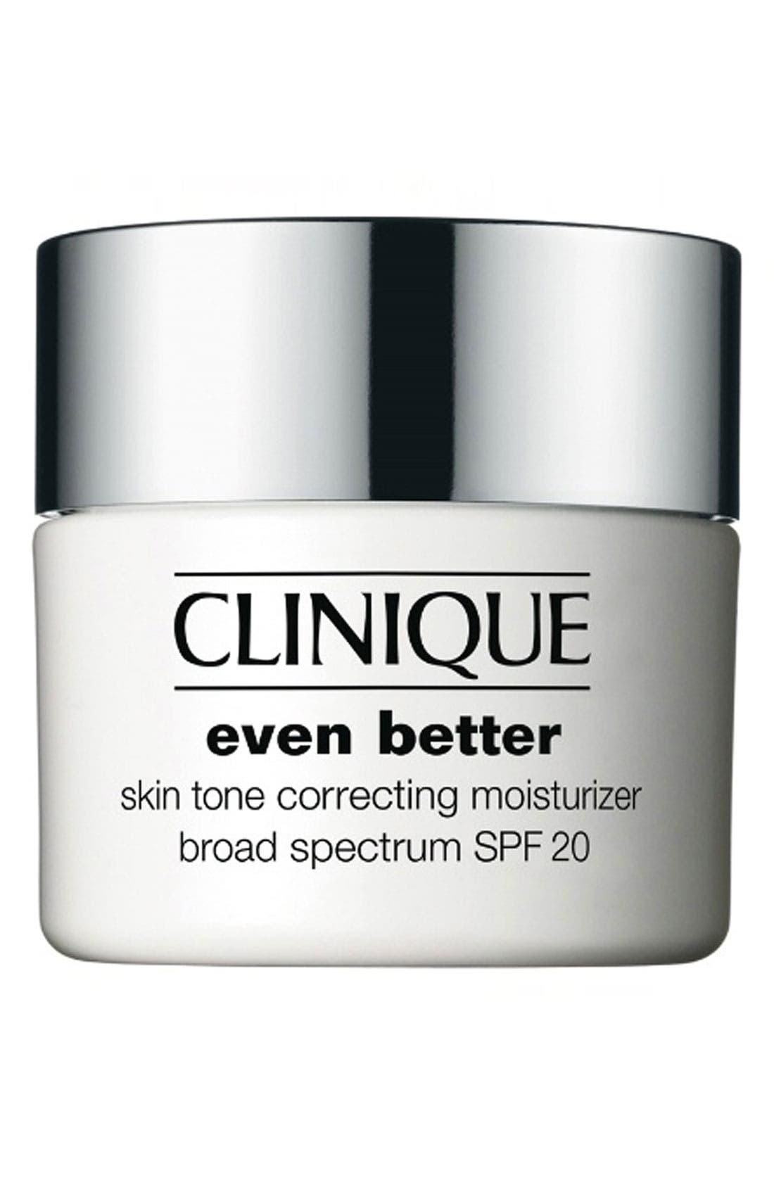 Clinique facial cream
