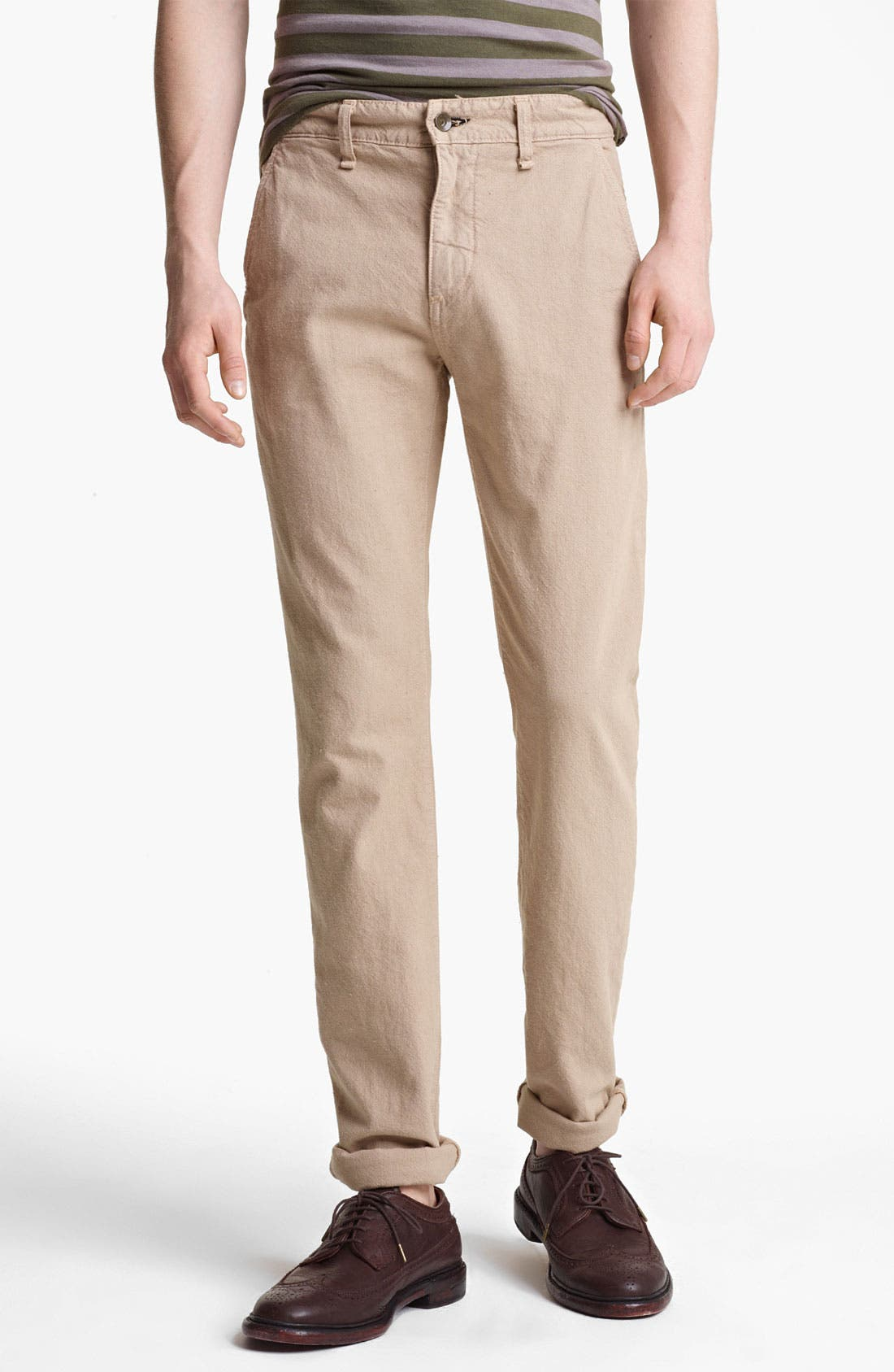 Alternate Image 1 Selected - rag & bone 'RB7' Slim Fit Pants