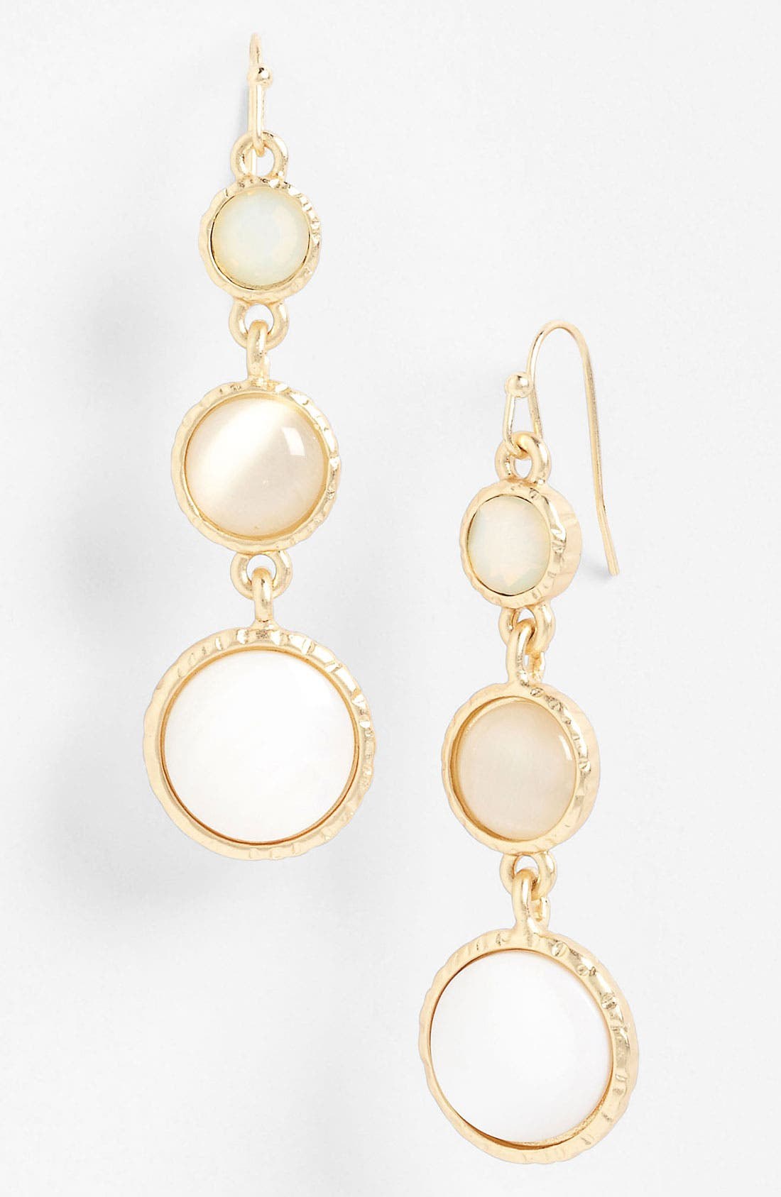 Alternate Image 1 Selected - Nordstrom 'Santorini' Linear Earrings