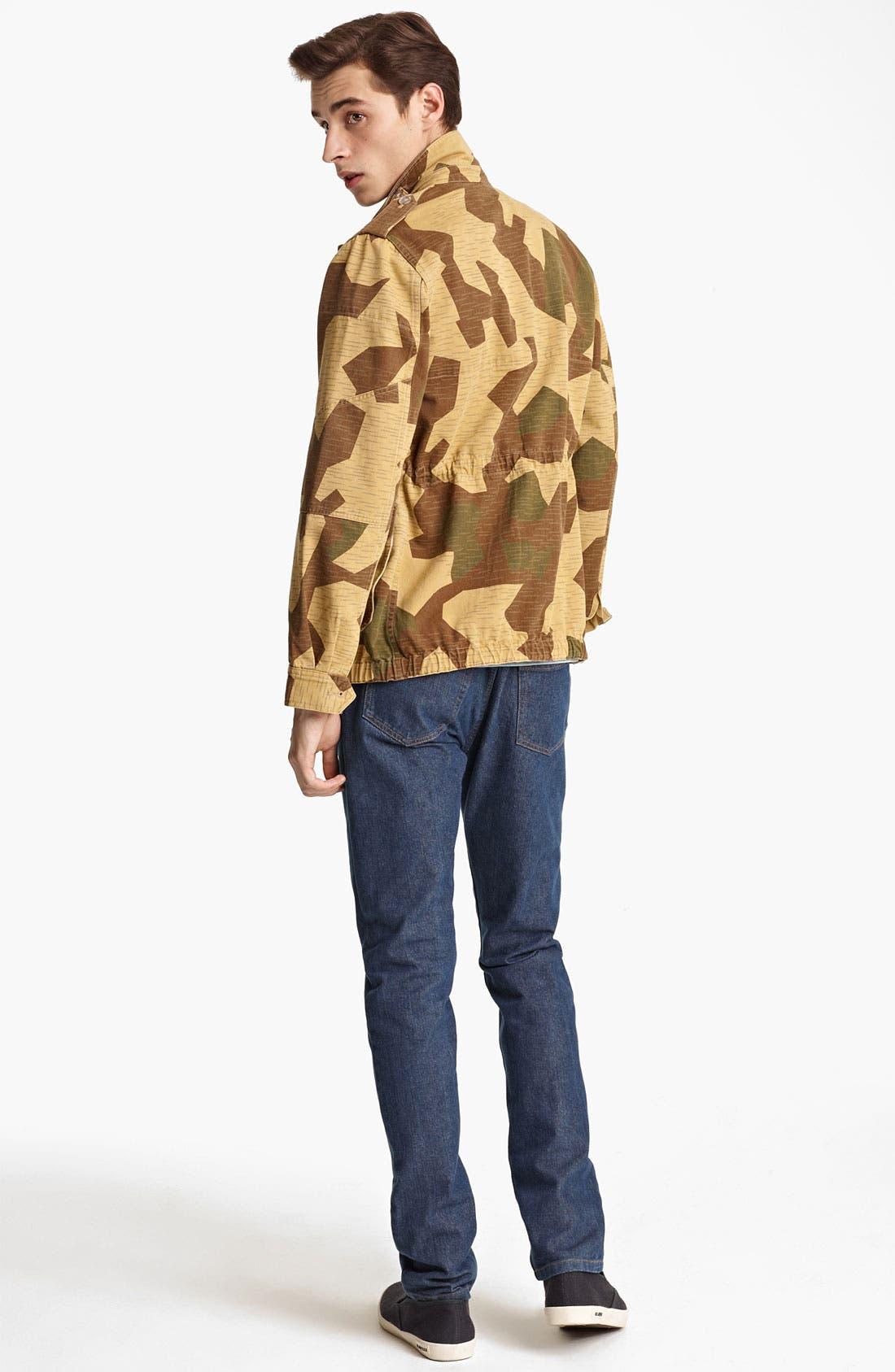 Alternate Image 5  - A.P.C. Camo Coat