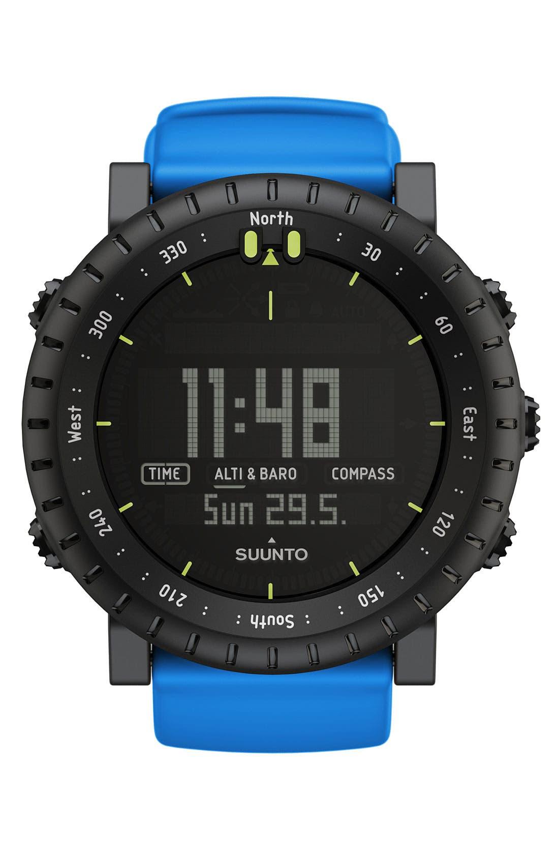 Main Image - Suunto 'Core Crush' Multifunction Watch, 50mm