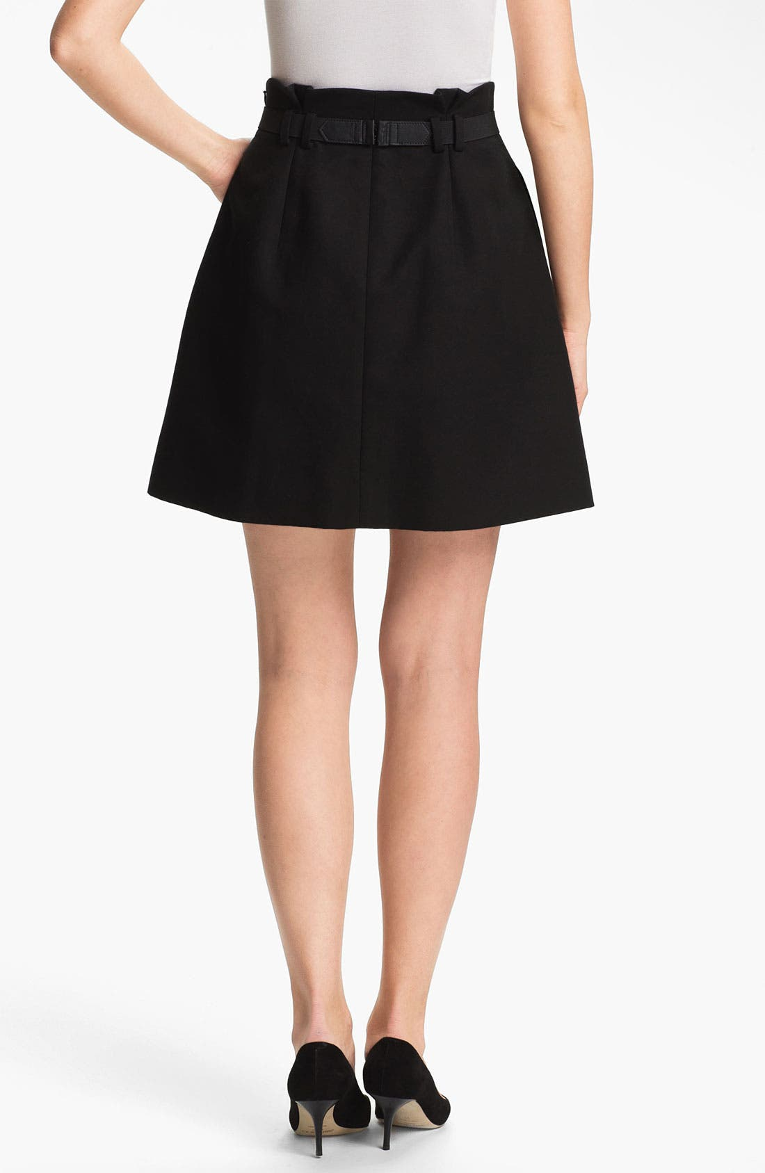 Alternate Image 2  - Miss Wu Pleated Skirt (Nordstrom Exclusive)