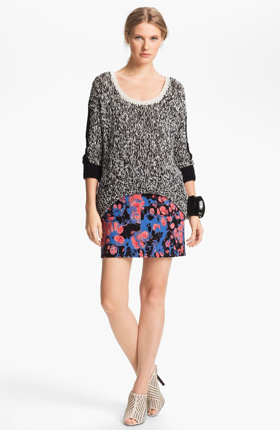 Alternate Image 2  - Kelly Wearstler Sweater & Skirt