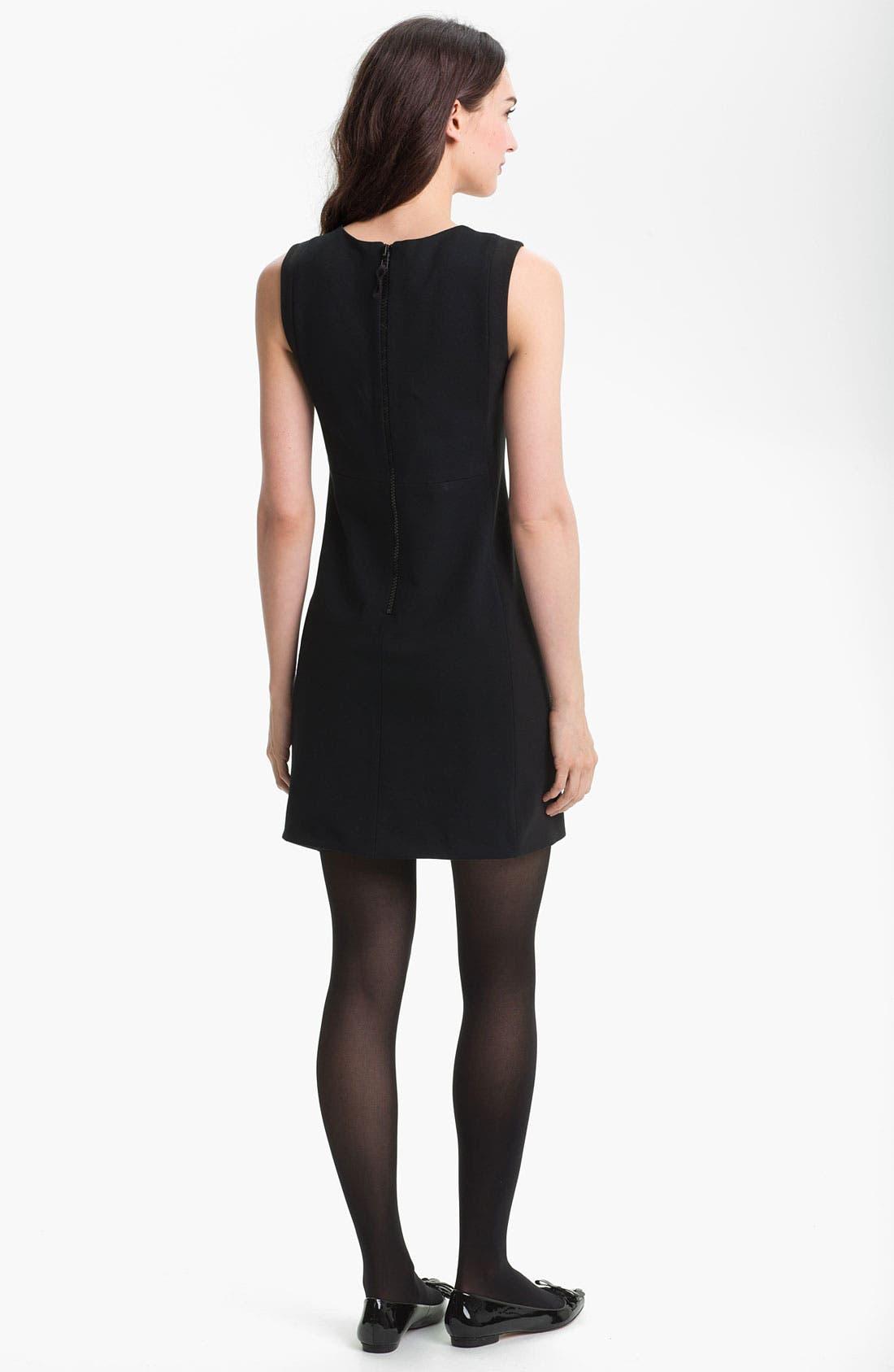 Alternate Image 2  - kate spade new york 'barbara' a-line dress
