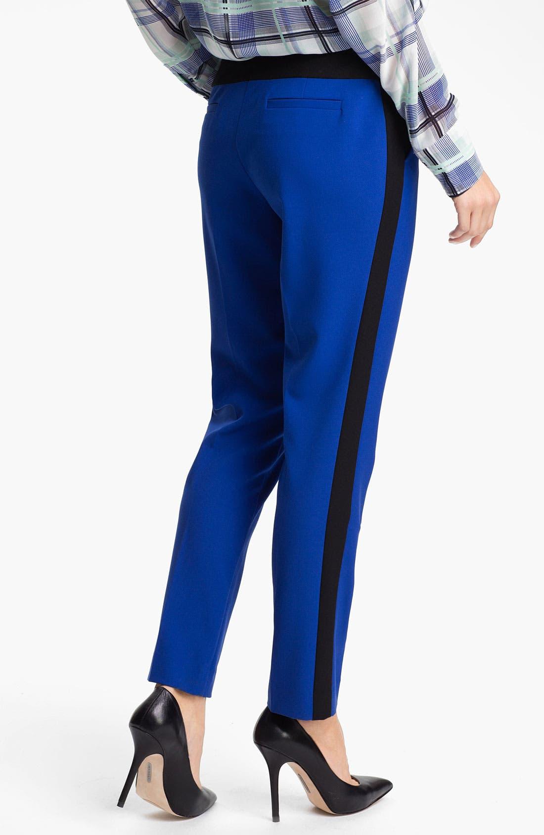 Alternate Image 2  - Vince Camuto Colorblock Pants