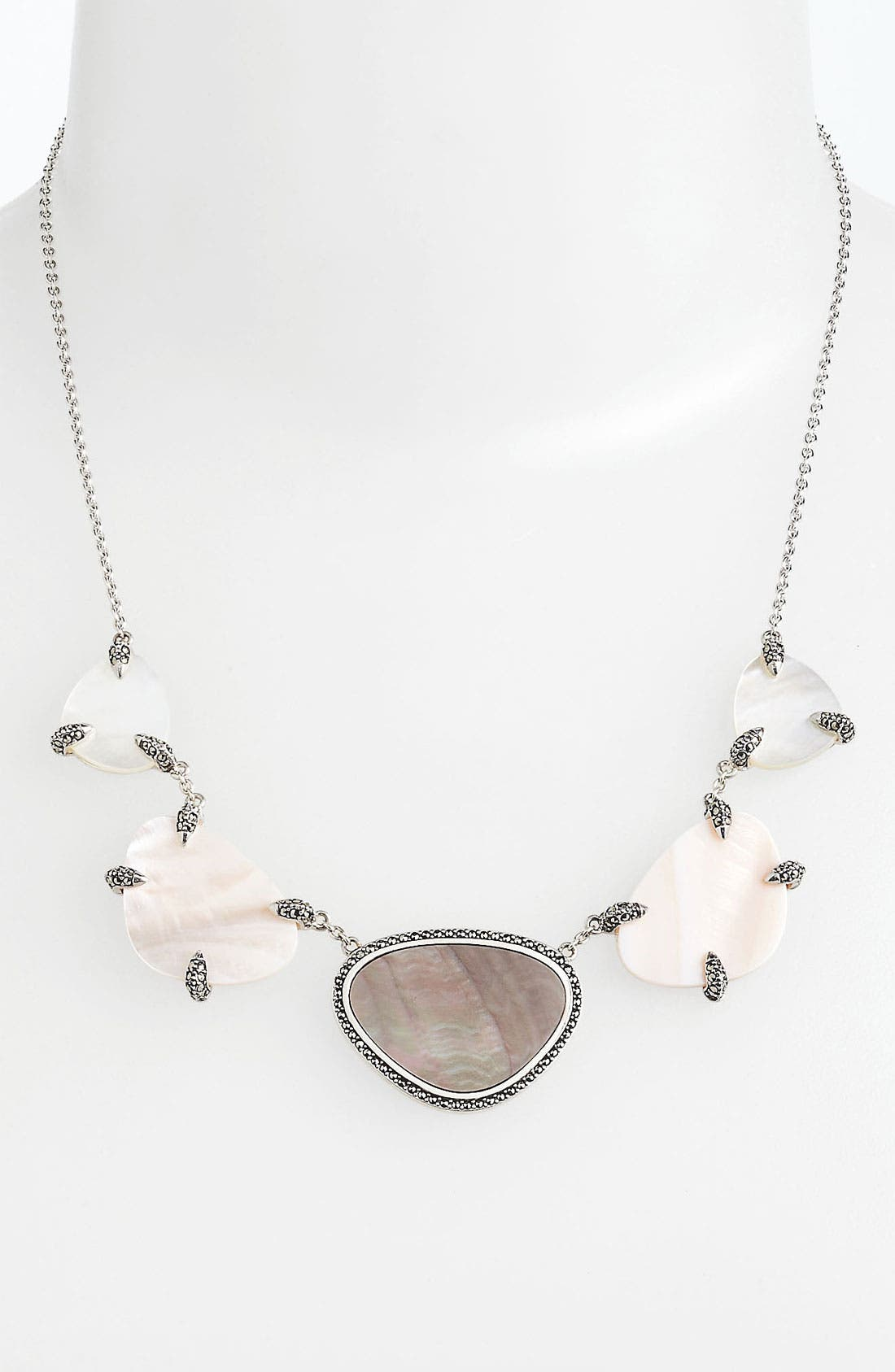 Alternate Image 1 Selected - Judith Jack Frontal Necklace
