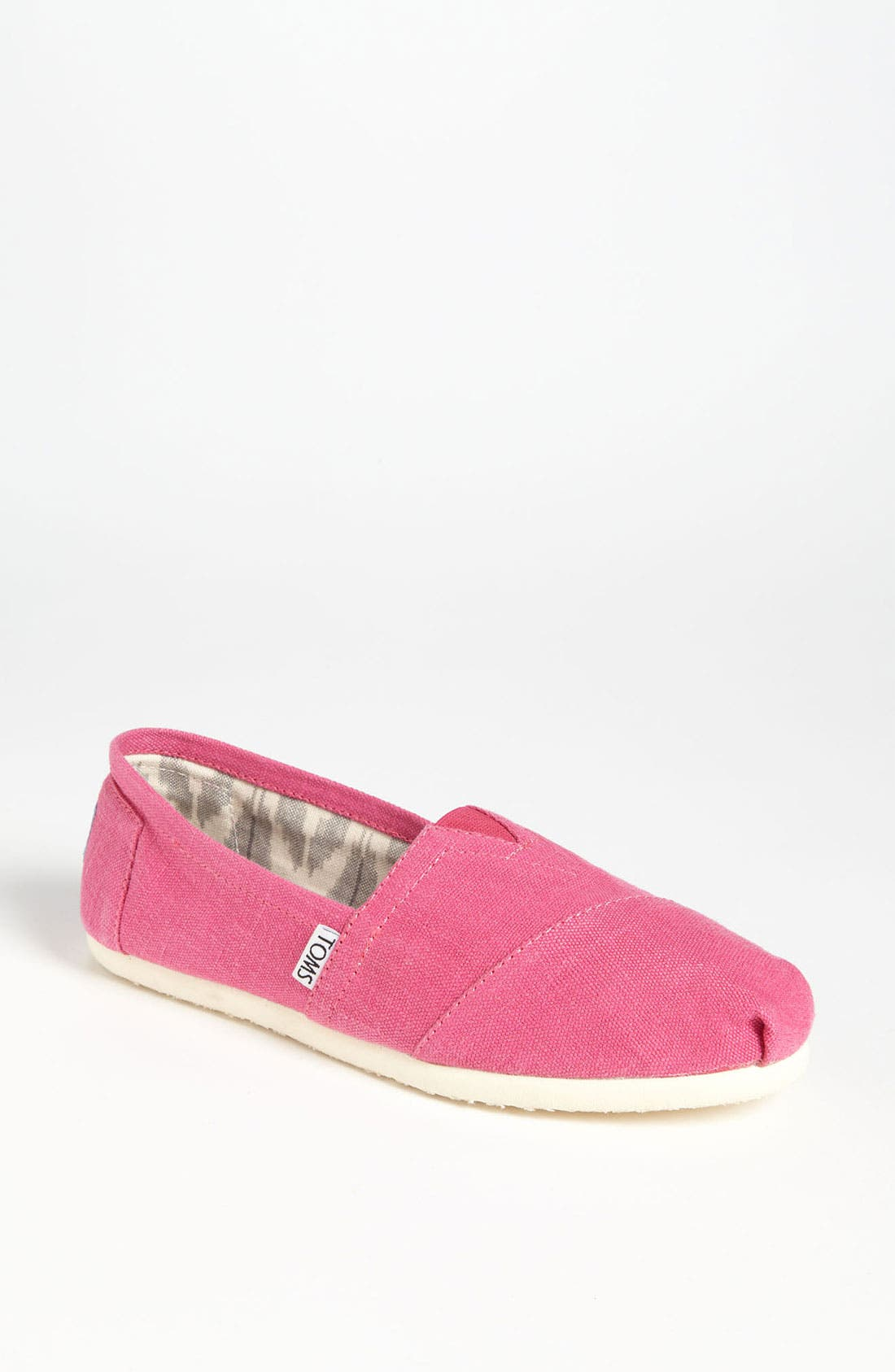 Alternate Image 1 Selected - TOMS 'Classic - Earthwise' Slip-On (Women)