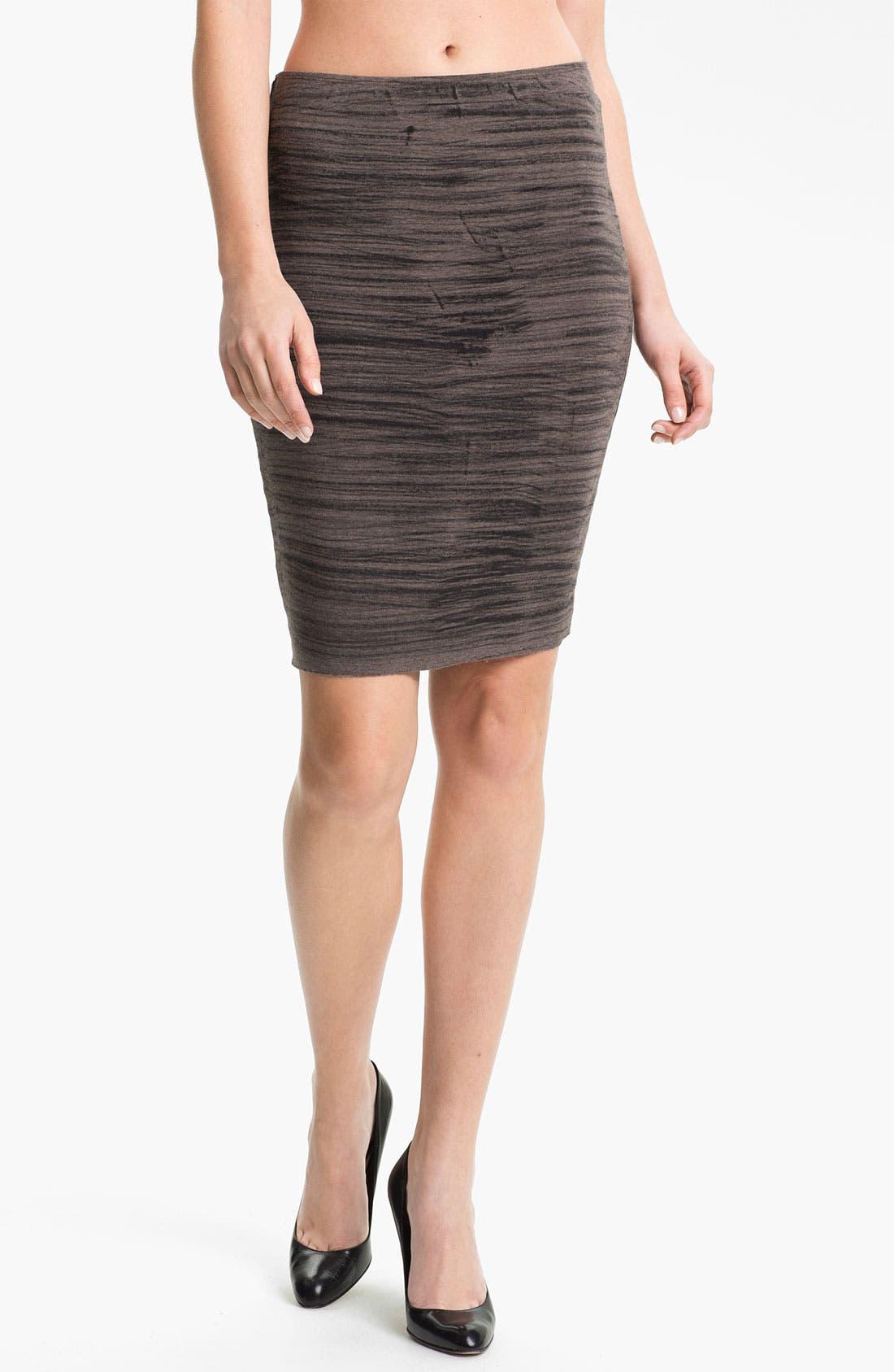 Alternate Image 1 Selected - Bailey 44 'Rosetta Stone' Skirt