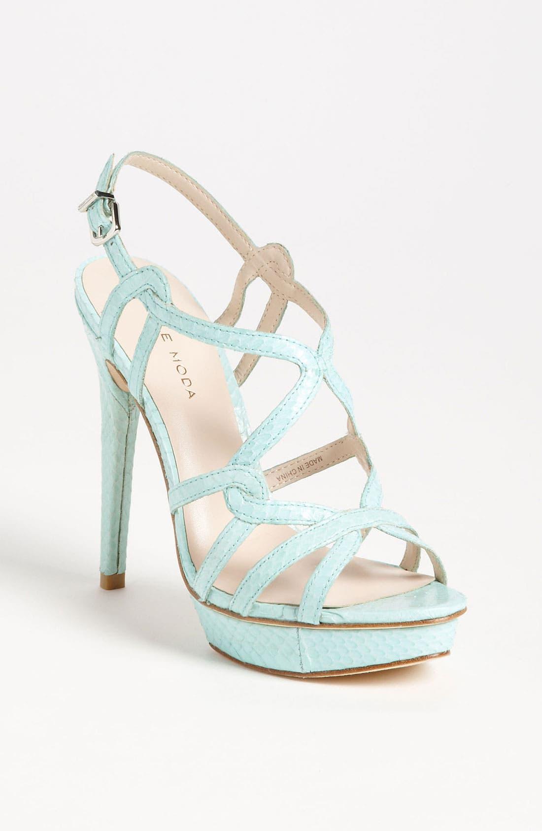 Alternate Image 1 Selected - Pelle Moda 'Flirty' Sandal