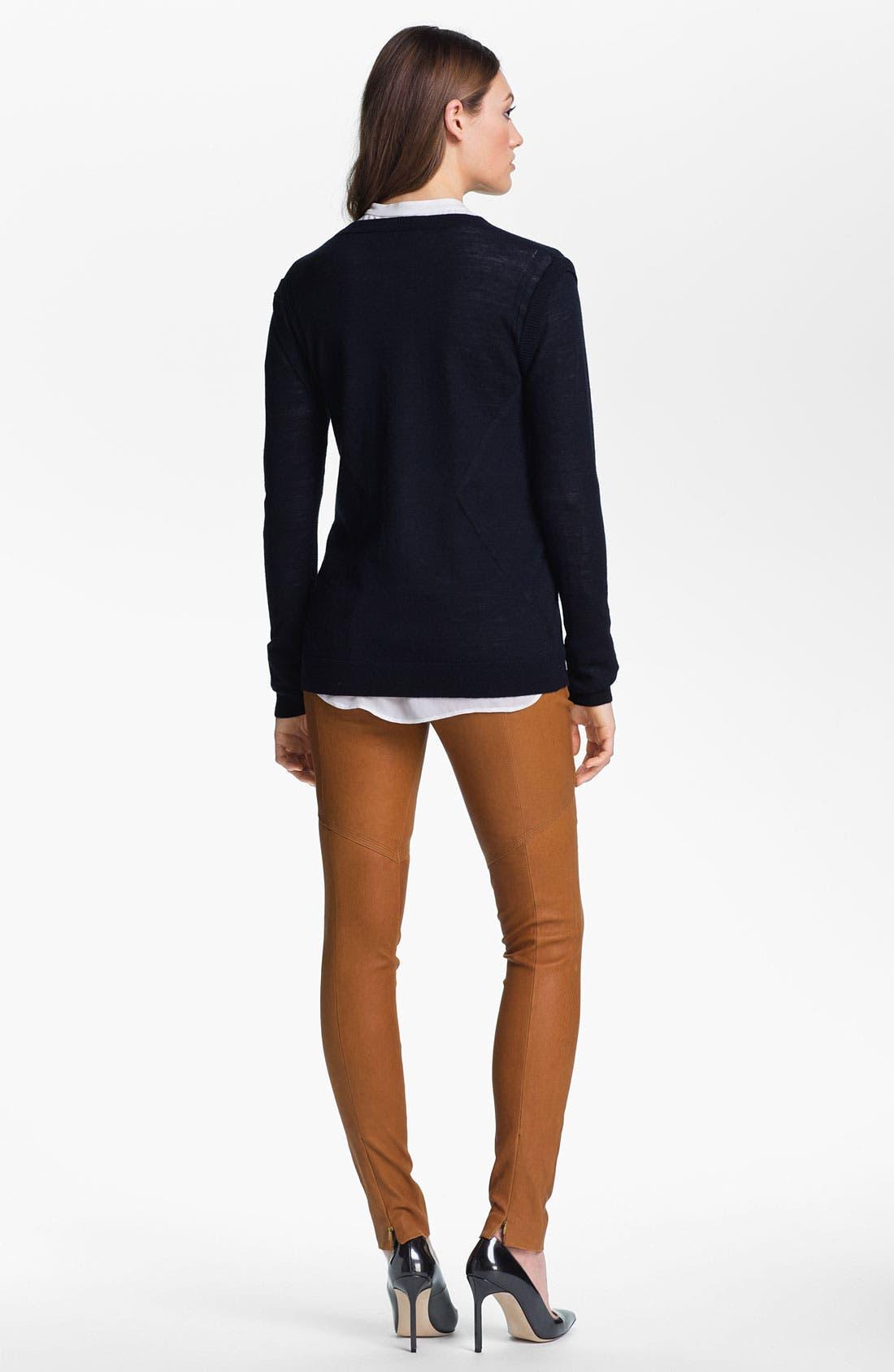 Alternate Image 4  - A.L.C. 'Crawford' Sweater