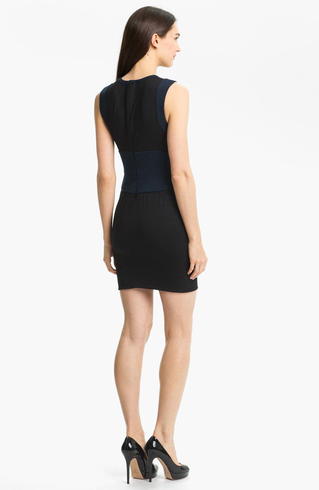 Alternate Image 2  - Diane von Furstenberg 'Gretchen' Stretch Sheath Dress