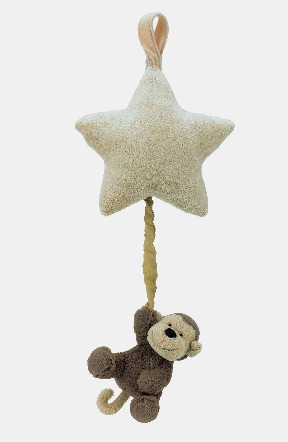 Alternate Image 1 Selected - Jellycat 'Monkey Star' Musical Toy