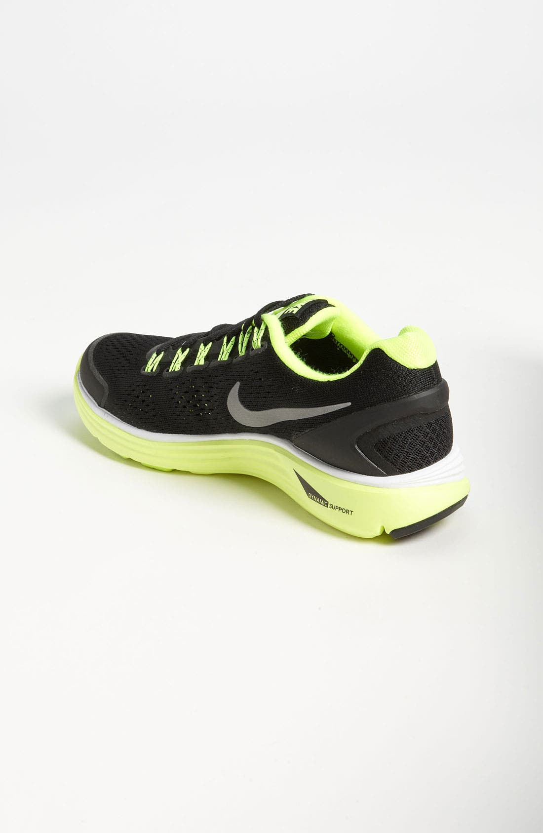 Alternate Image 2  - Nike 'LunarGlide 4' Running Shoe (Big Kid)