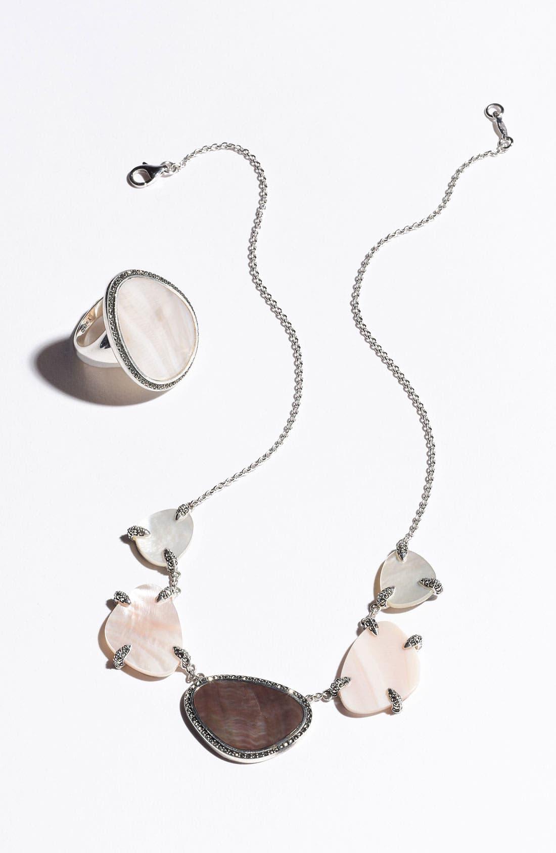 Alternate Image 2  - Judith Jack Frontal Necklace