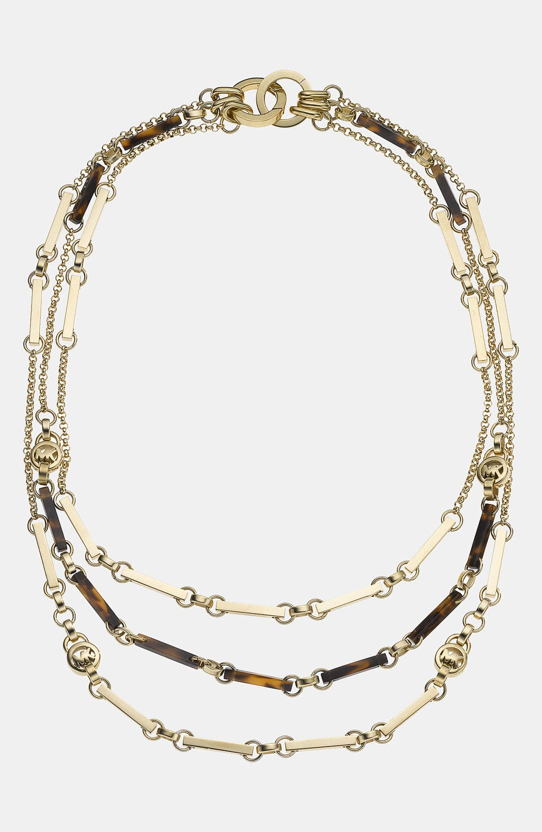 Alternate Image 3  - Michael Kors 'Jet Set' Convertible Necklace