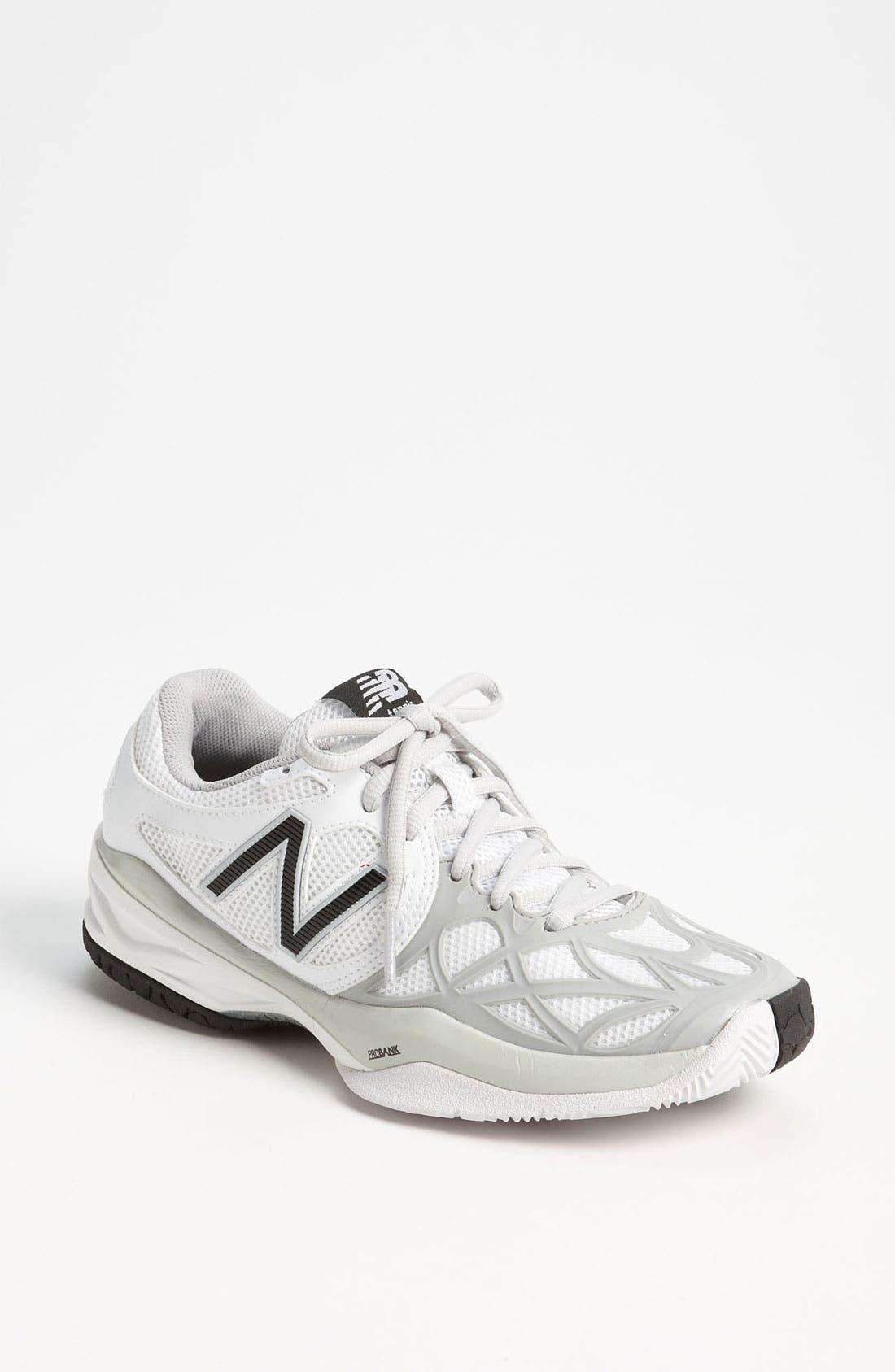 Alternate Image 1 Selected - New Balance '996' Tennis Shoe (Women)