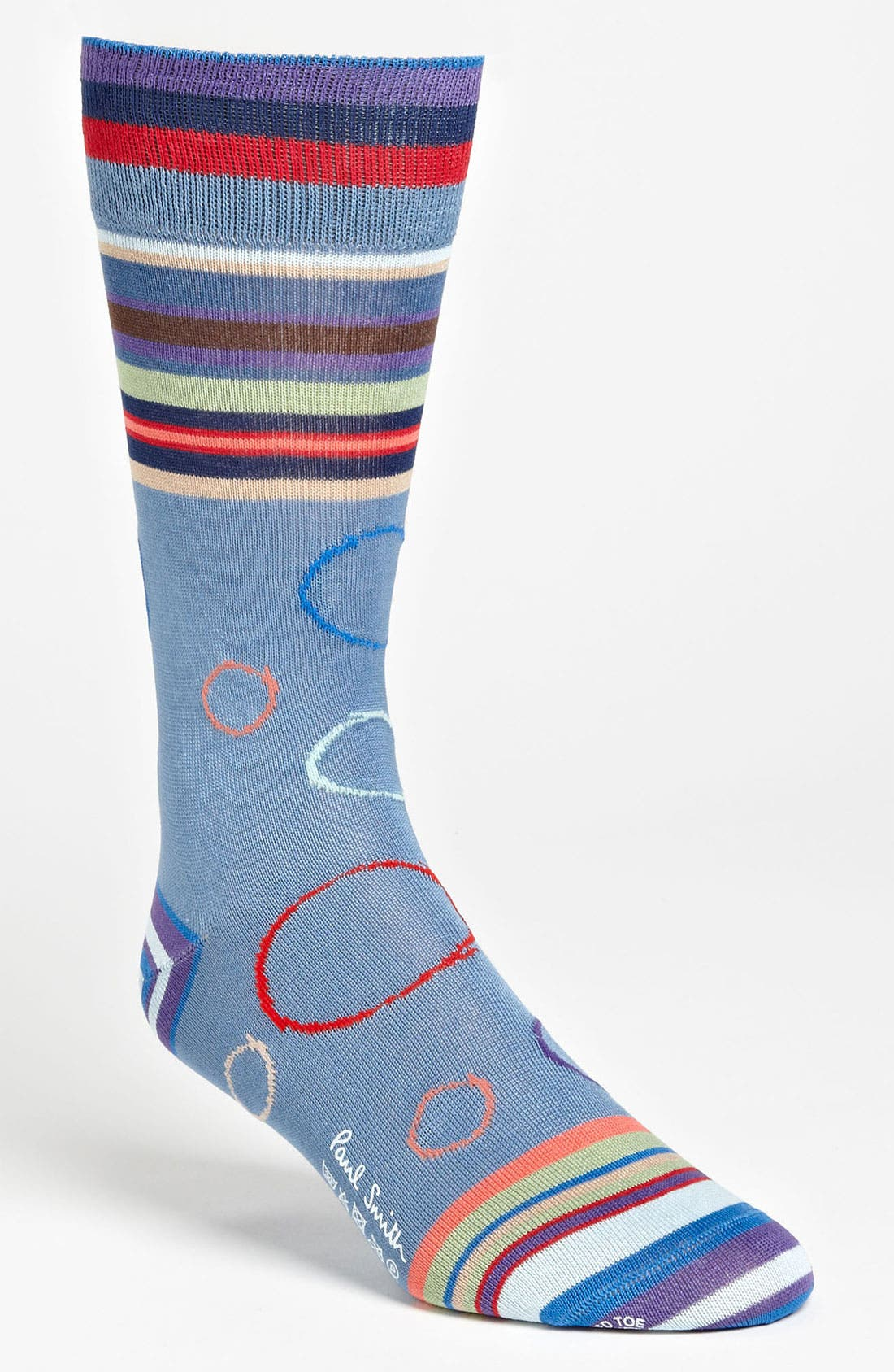 Alternate Image 1 Selected - Paul Smith Accessories Pattern Socks