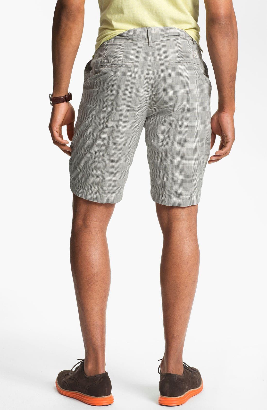 Alternate Image 4  - W.R.K 'Gibson' Flat Front Shorts