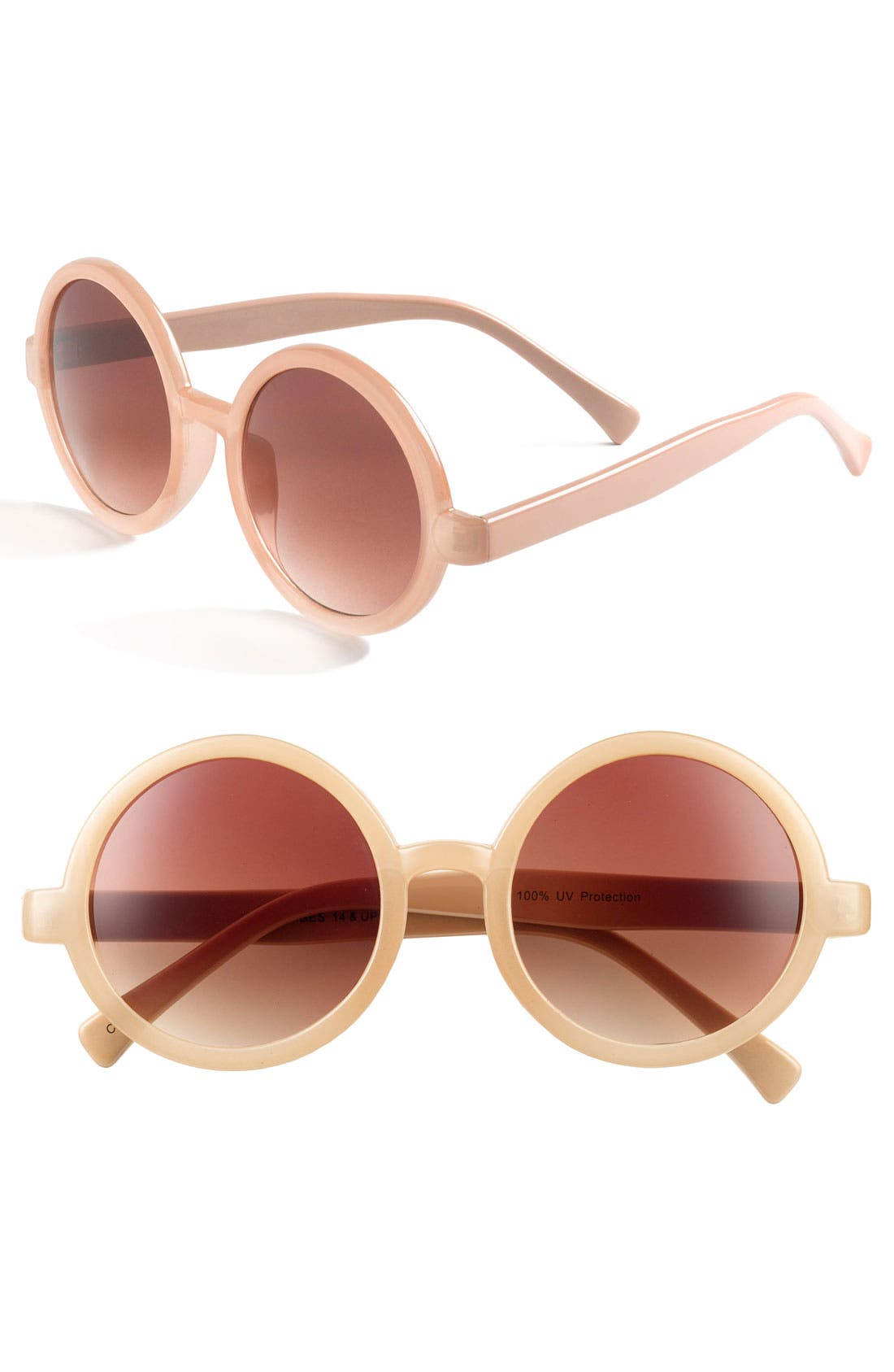 Alternate Image 1 Selected - FE NY 'Waldo' Sunglasses