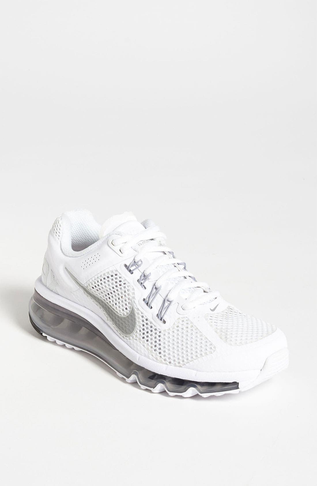 Alternate Image 1 Selected - Nike 'Air Max 2013' Running Shoe (Women)