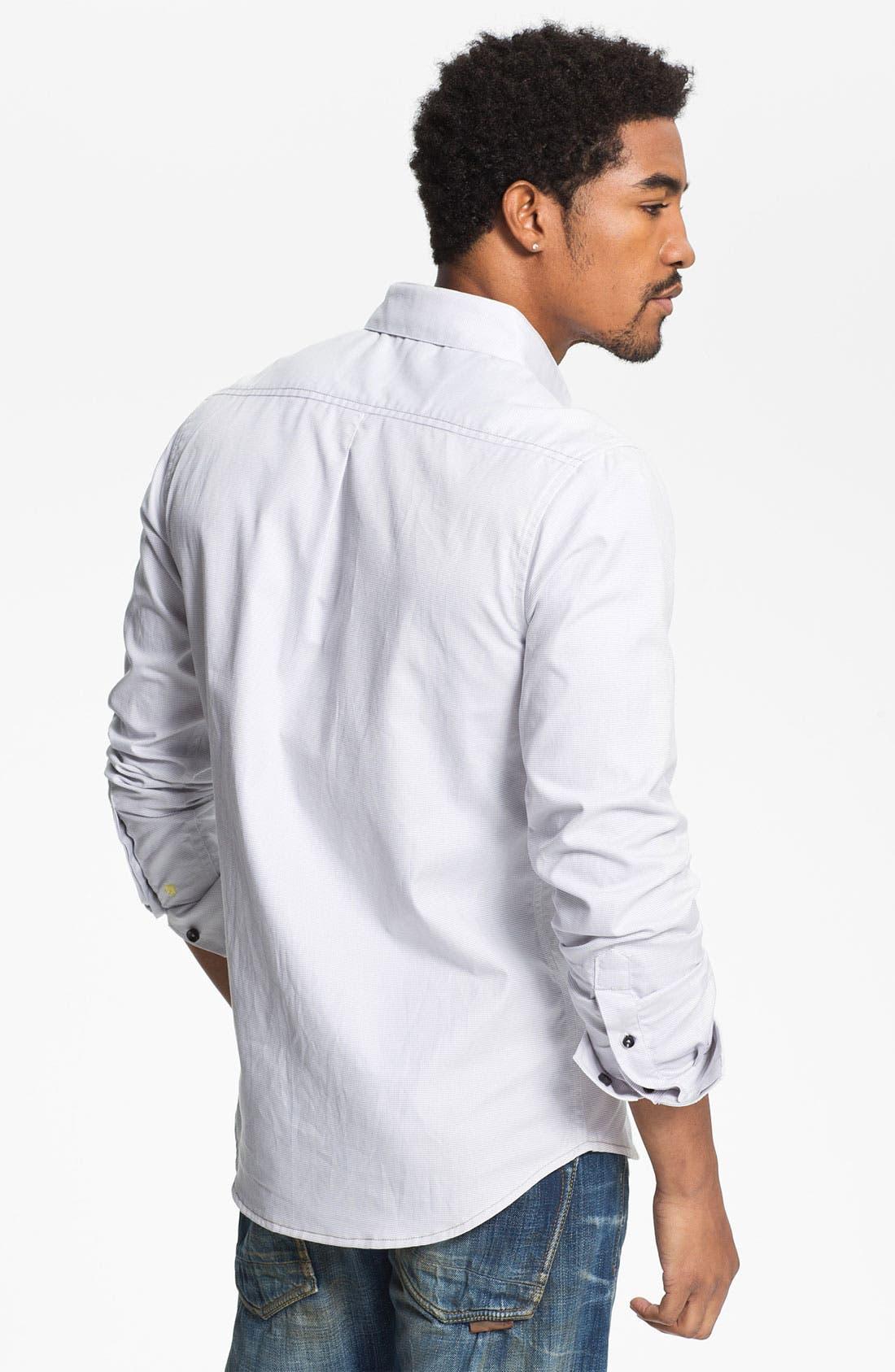Alternate Image 2  - Descendant of Thieves 'Corona' Woven Shirt