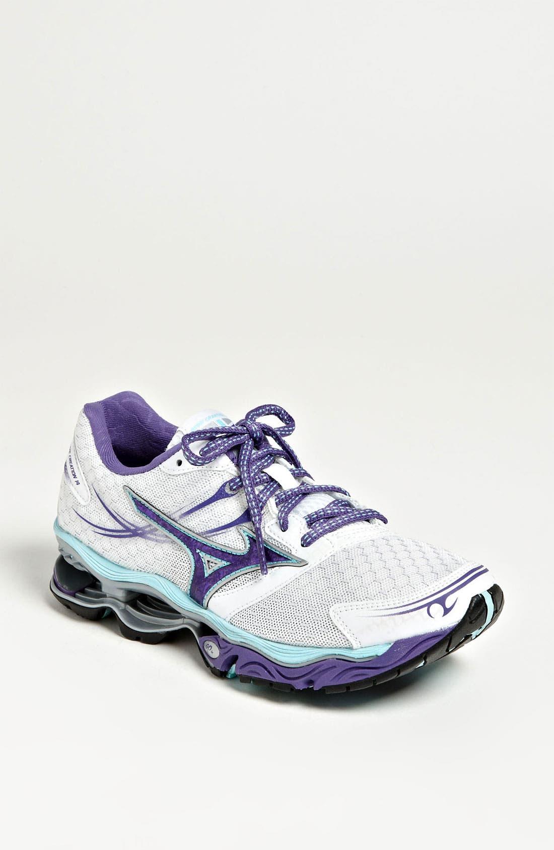 Alternate Image 1 Selected - Mizuno 'Wave Creation 14' Running Shoe (Women)(Retail Price: $149.95)