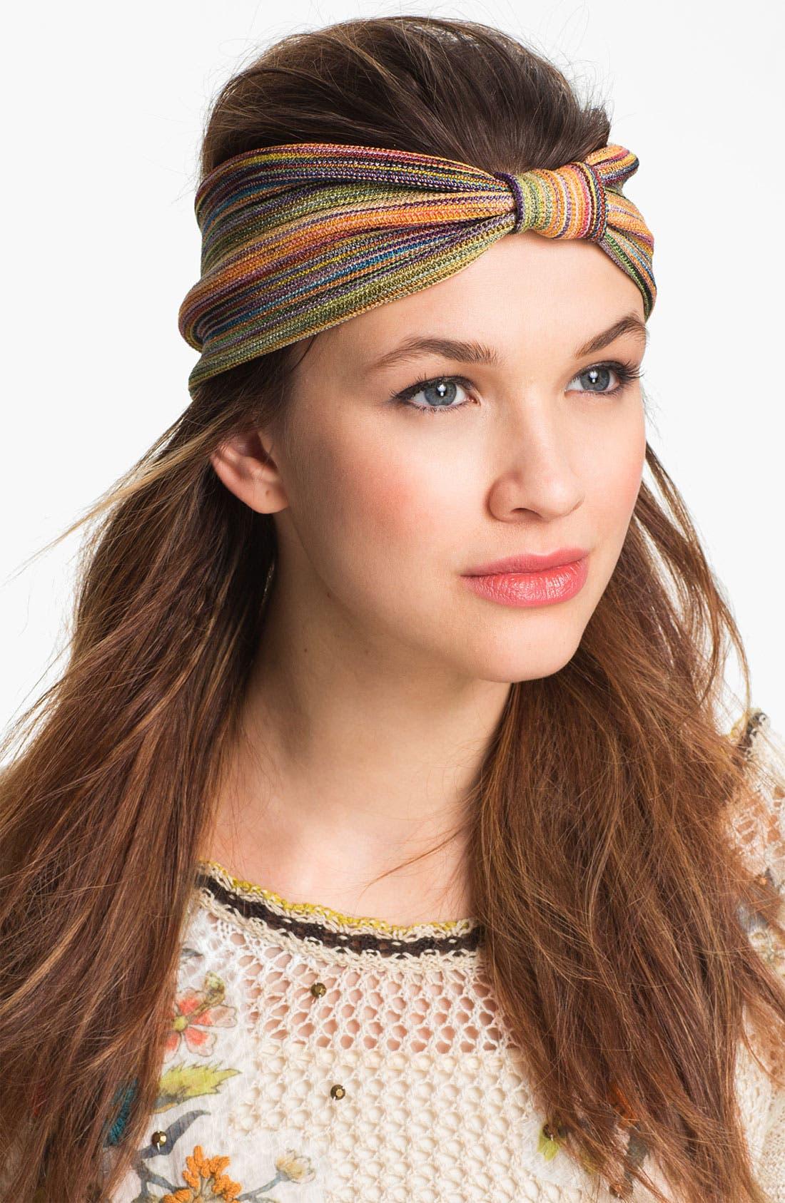 Alternate Image 1 Selected - Tasha 'Desert Sands' Head Wrap