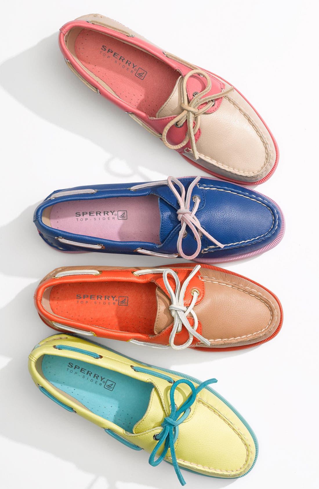 Alternate Image 4  - Sperry 'Authentic Original' Boat Shoe (Women)