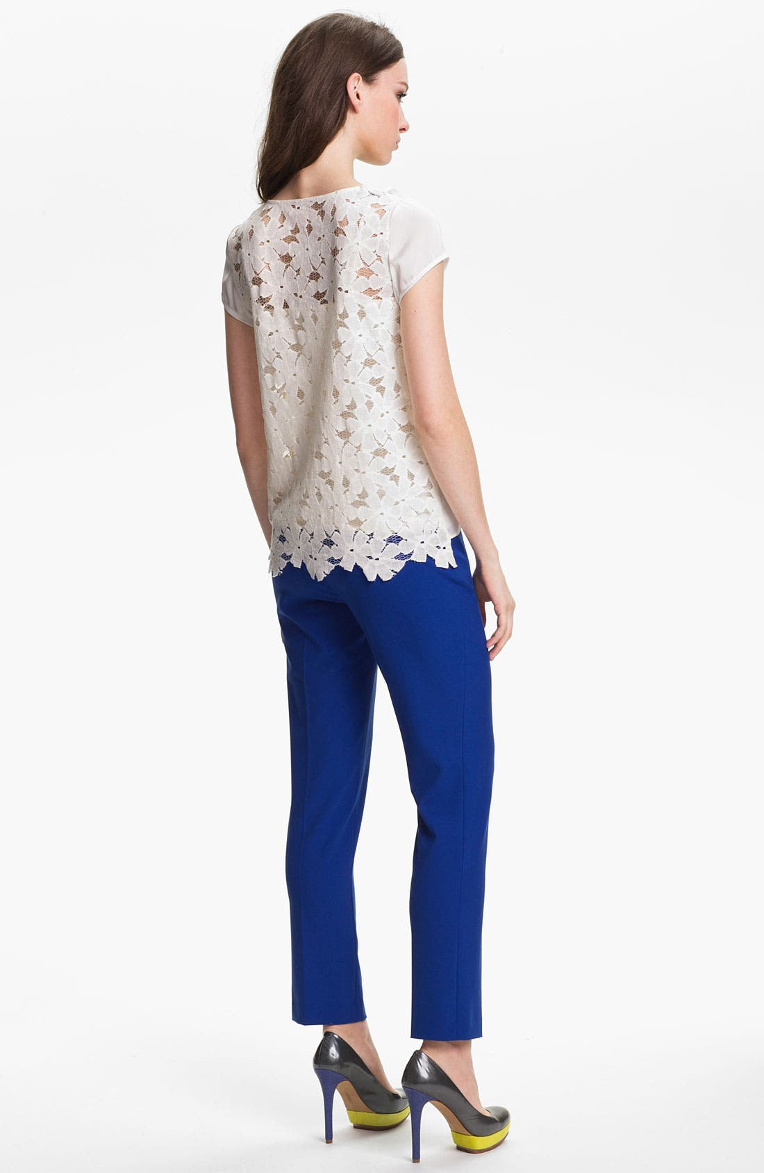Alternate Image 5  - Vince Camuto Skinny Ankle Pants