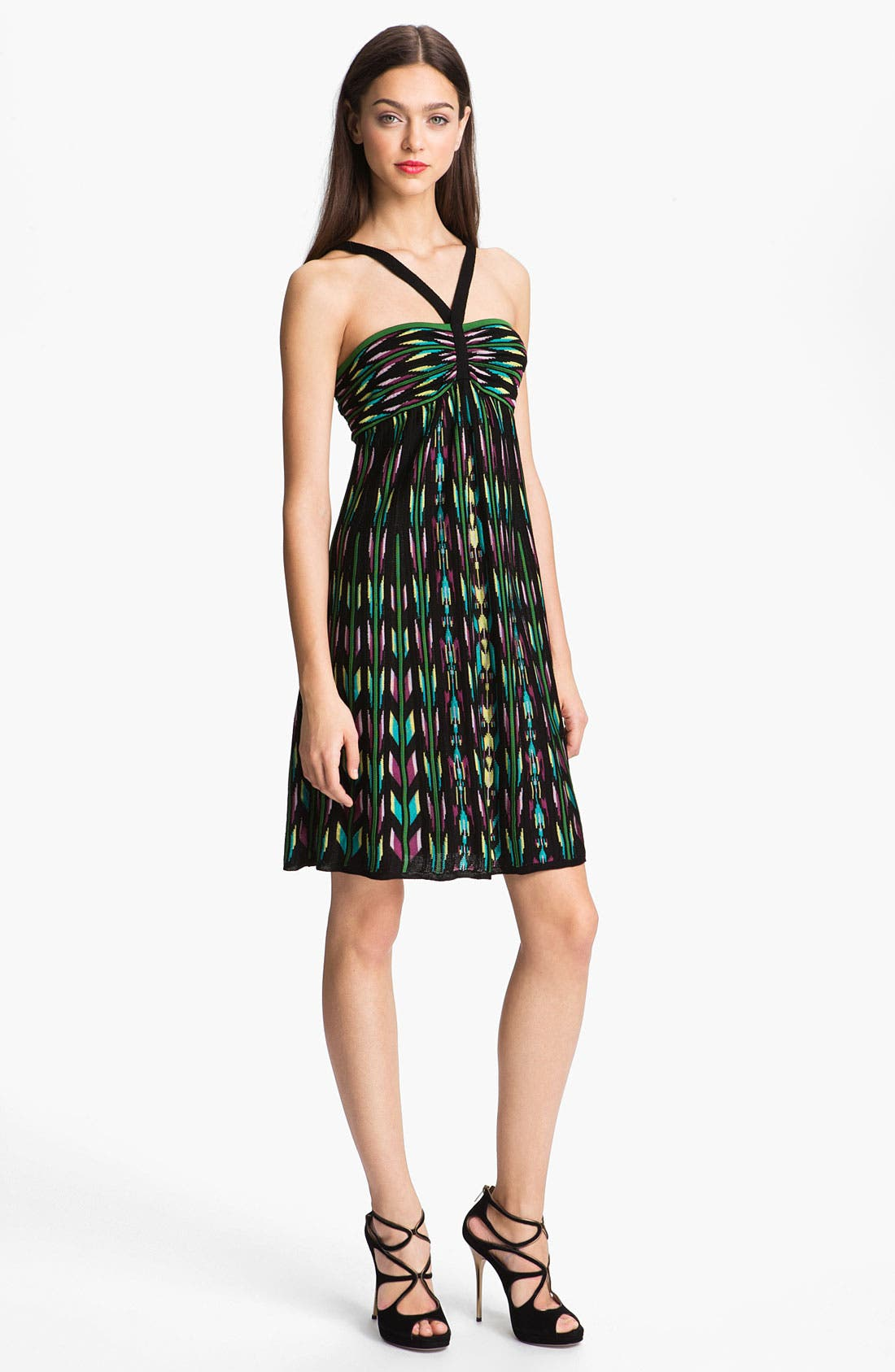 Alternate Image 1 Selected - M Missoni Dress & Accessories