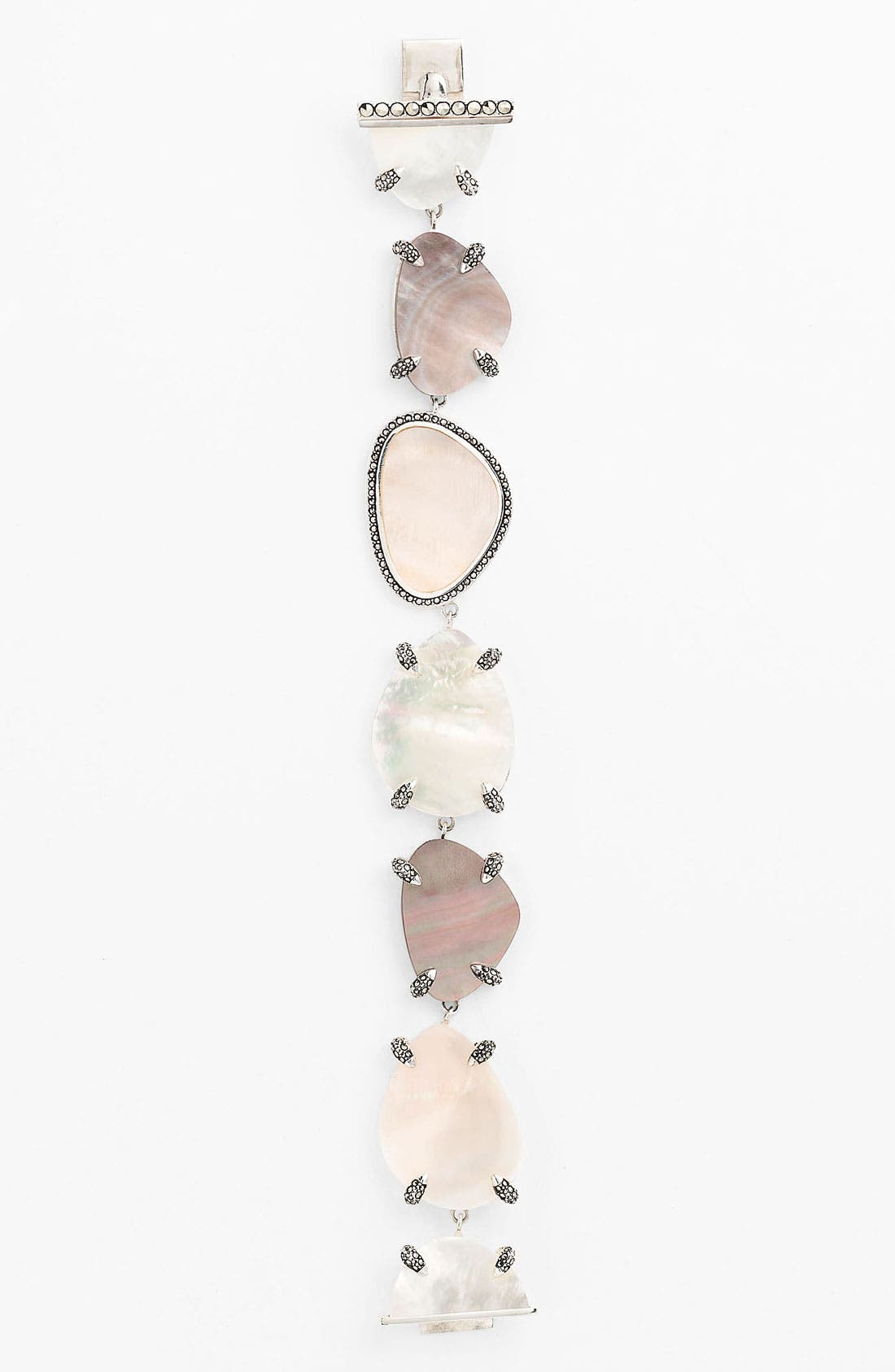 Alternate Image 3  - Judith Jack Mother-of-Pearl Bracelet