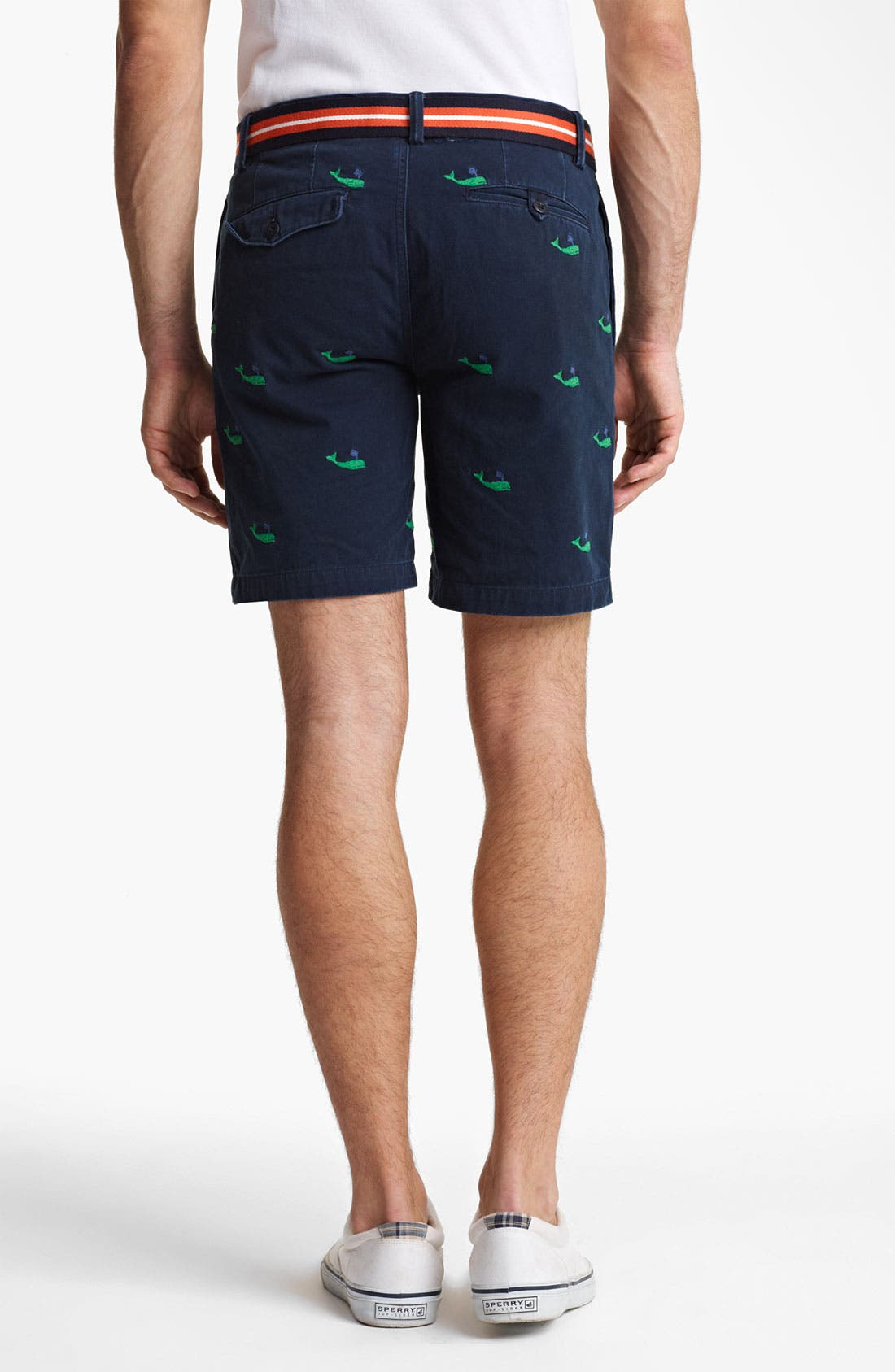 Alternate Image 2  - Polo Ralph Lauren 'Officer's' Chino Shorts