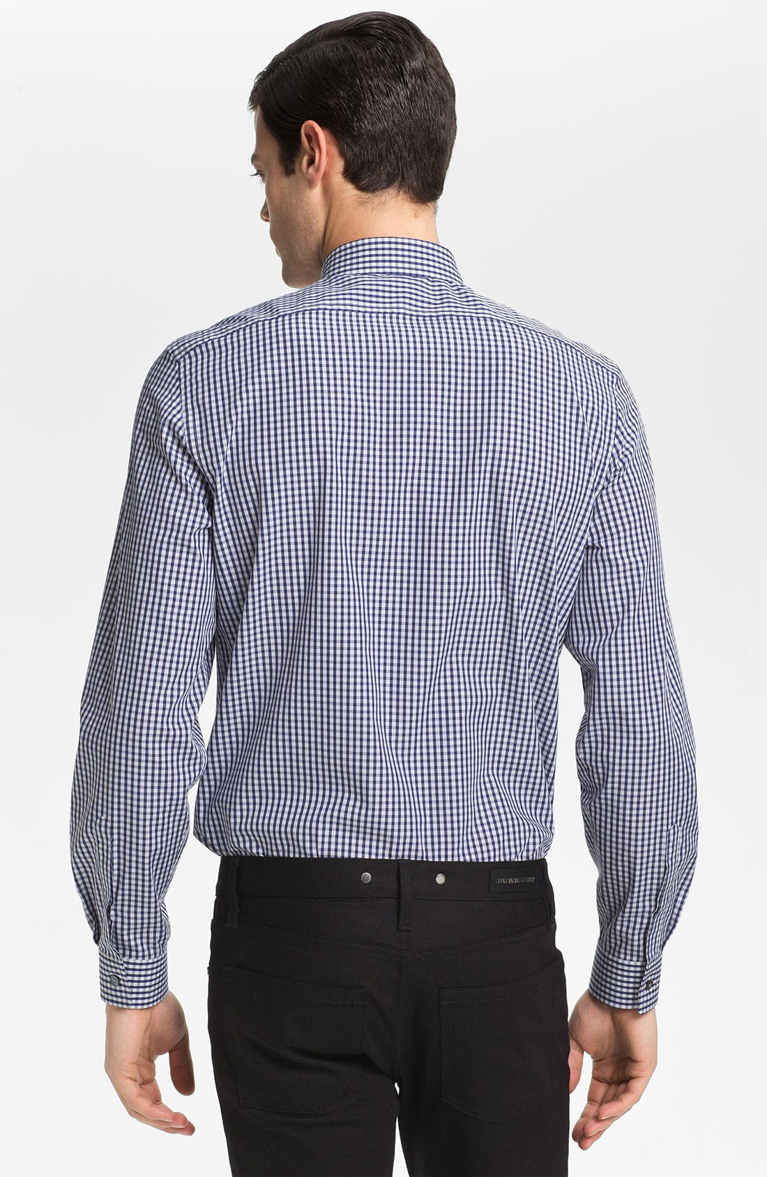 Alternate Image 2  - Burberry London 'Newforth' Woven Shirt