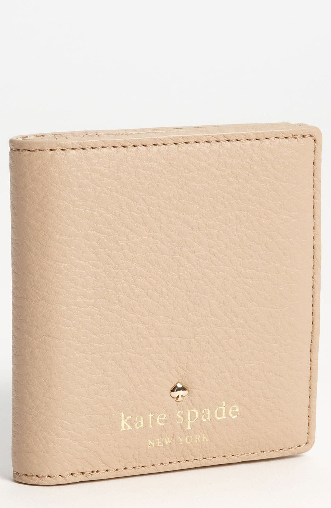 Main Image - kate spade new york 'cobble hill - little stacy' wallet