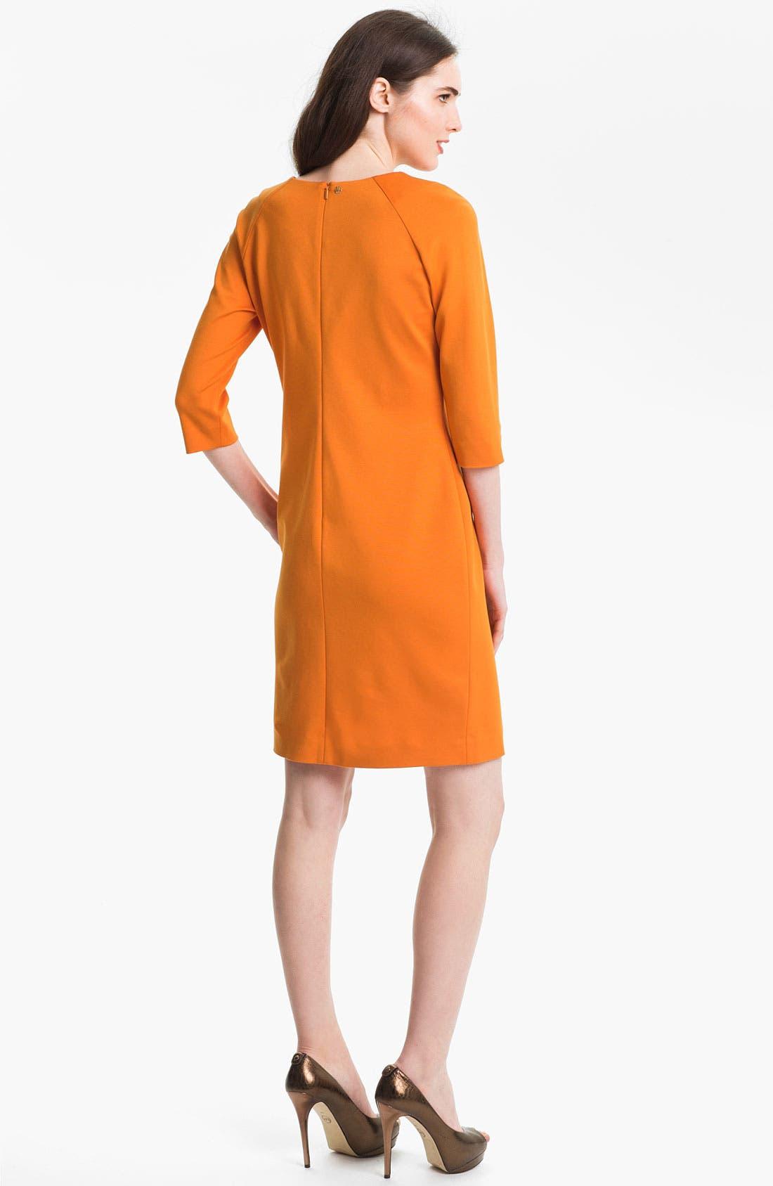 Alternate Image 2  - BOSS Black 'Halay' Dress (Online Only)