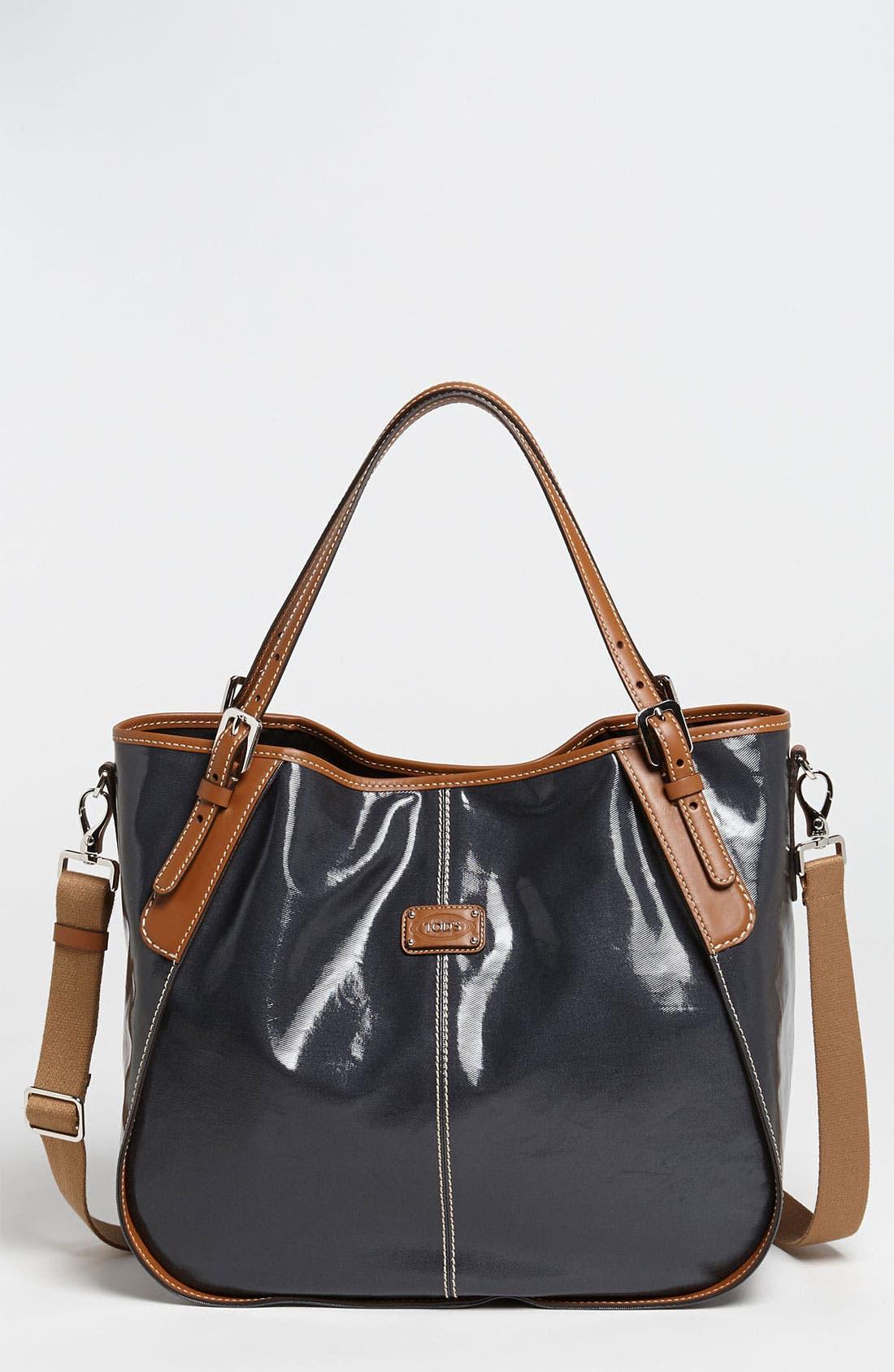 Alternate Image 1 Selected - Tod's 'New G - Medium' Shoulder Bag