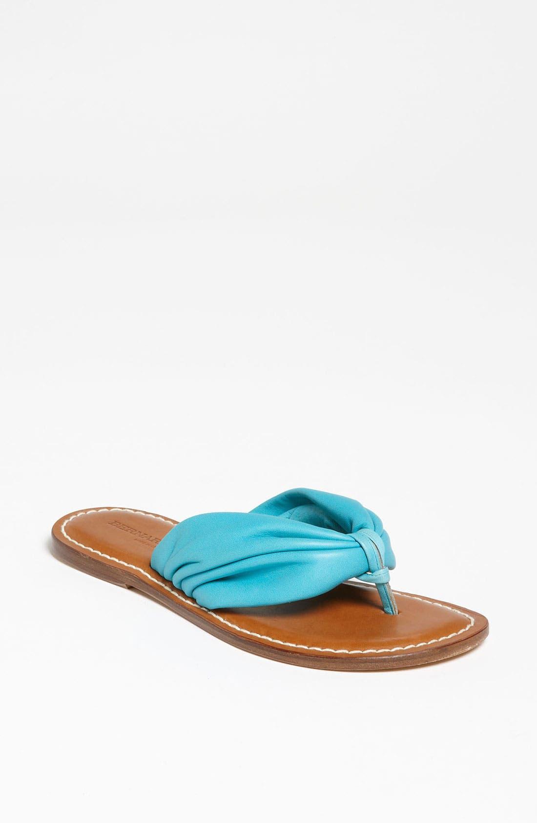 Main Image - Bernardo Footwear 1946 Classic Drape Sandal