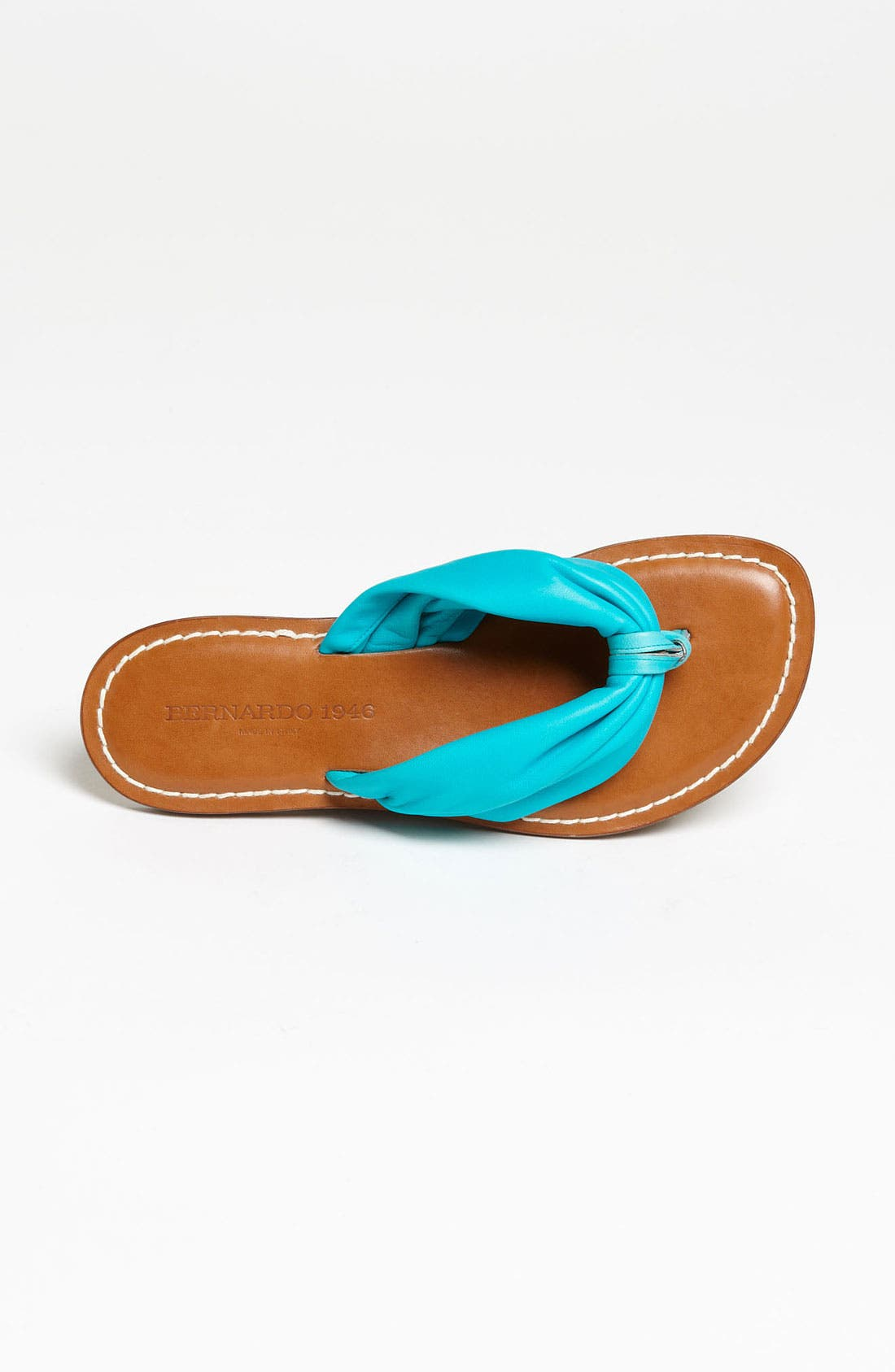 Alternate Image 3  - Bernardo Footwear 1946 Classic Drape Sandal