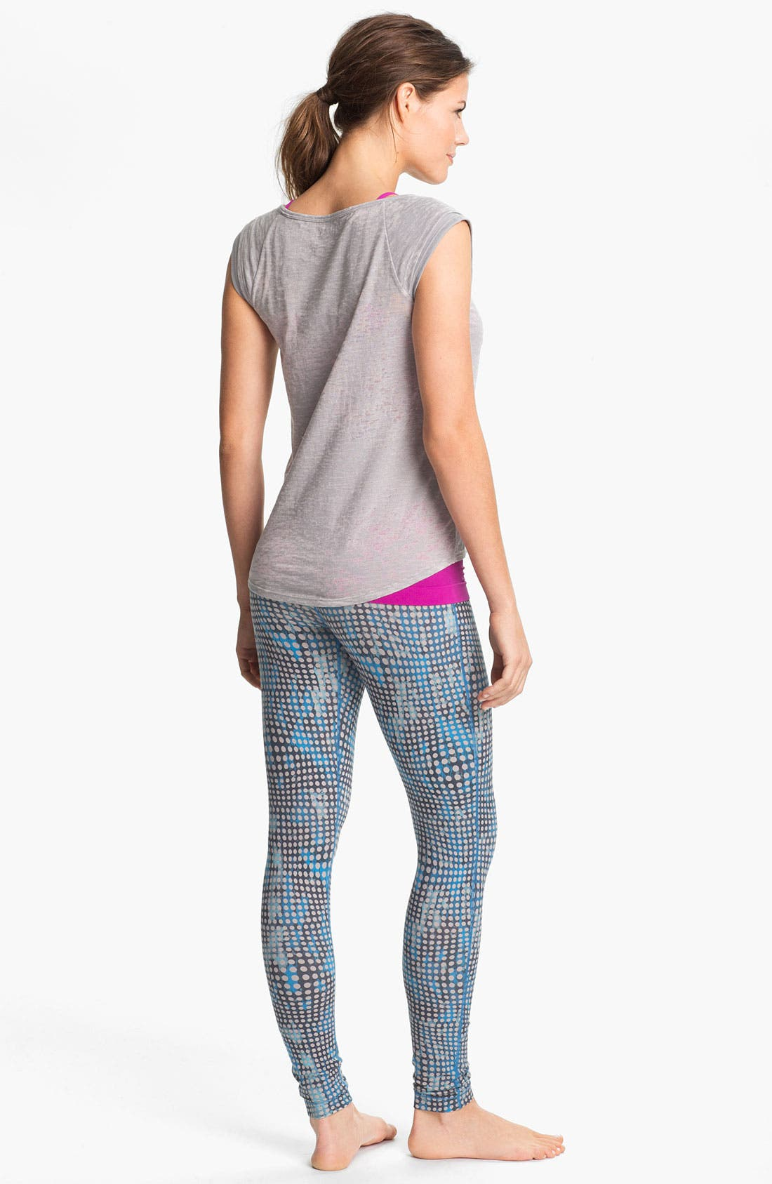 Alternate Image 6  - Unit-Y Print Leggings