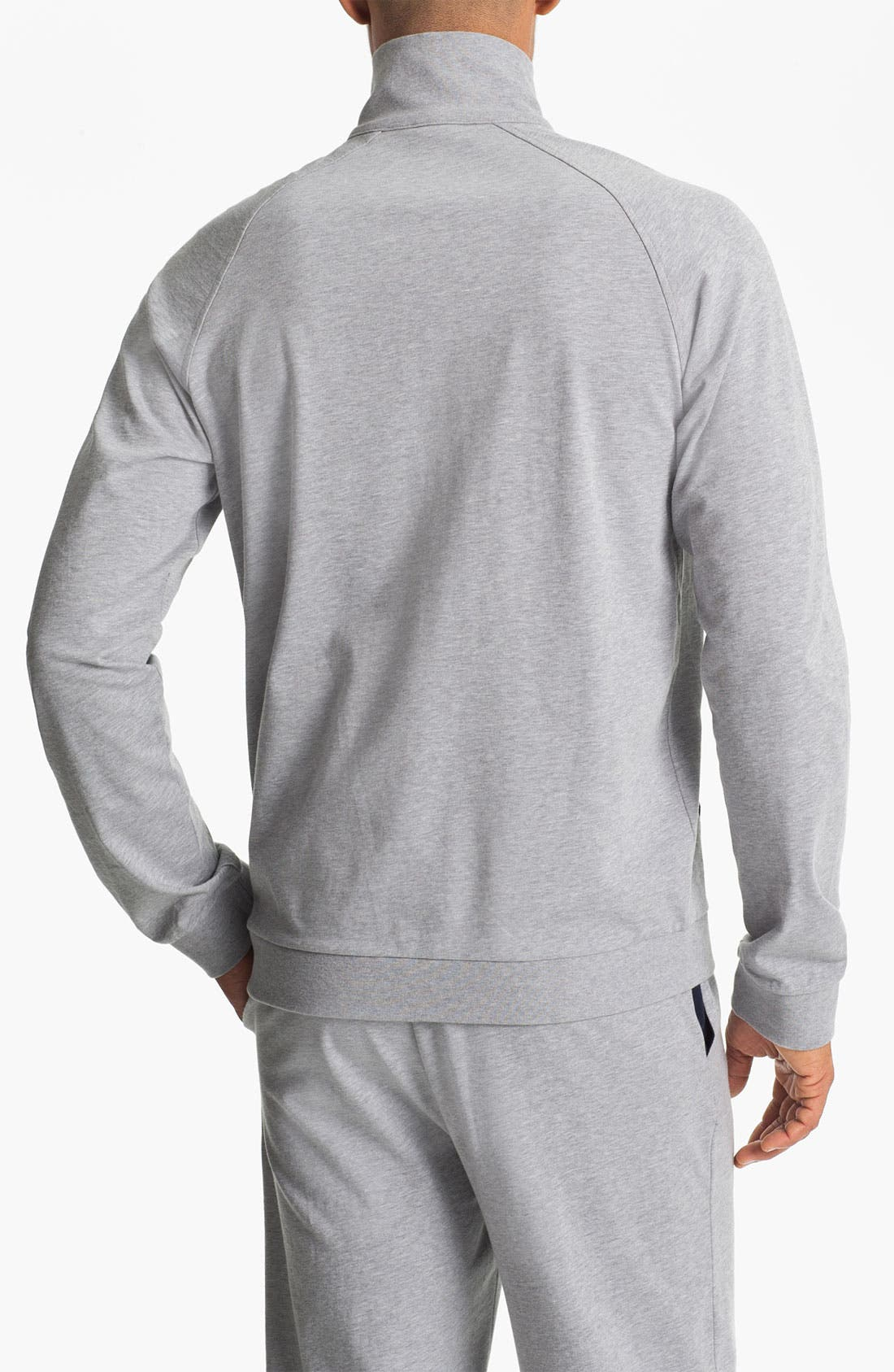 Alternate Image 2  - BOSS HUGO BOSS 'Innovation' Full Zip Cotton Track Jacket