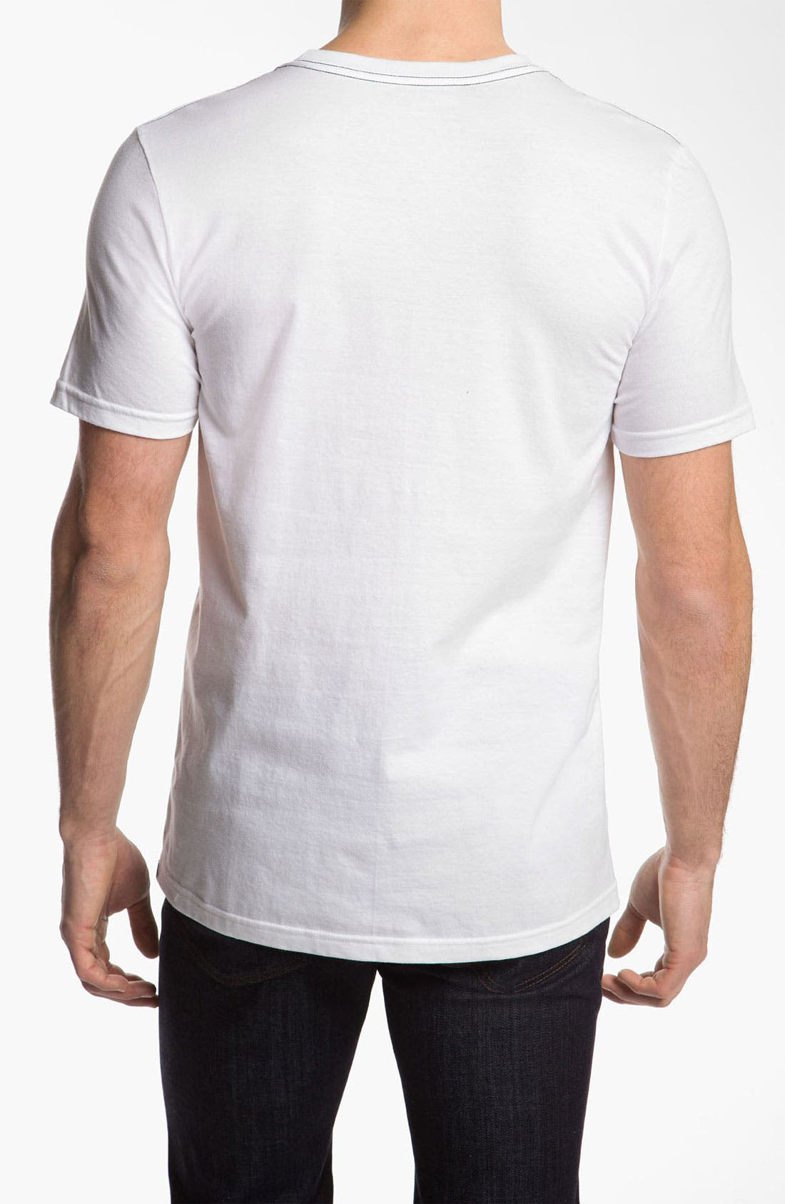 Alternate Image 2  - Hurley 'Icon Slash' T-Shirt