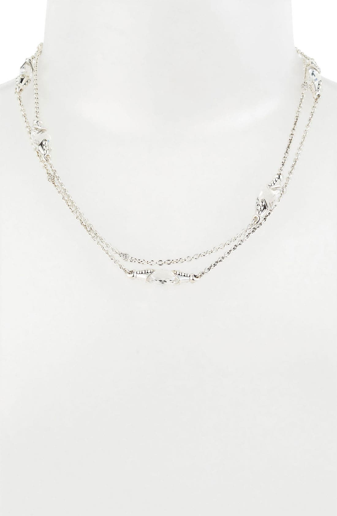 Alternate Image 2  - LAGOS 'Prism' Long Station Necklace