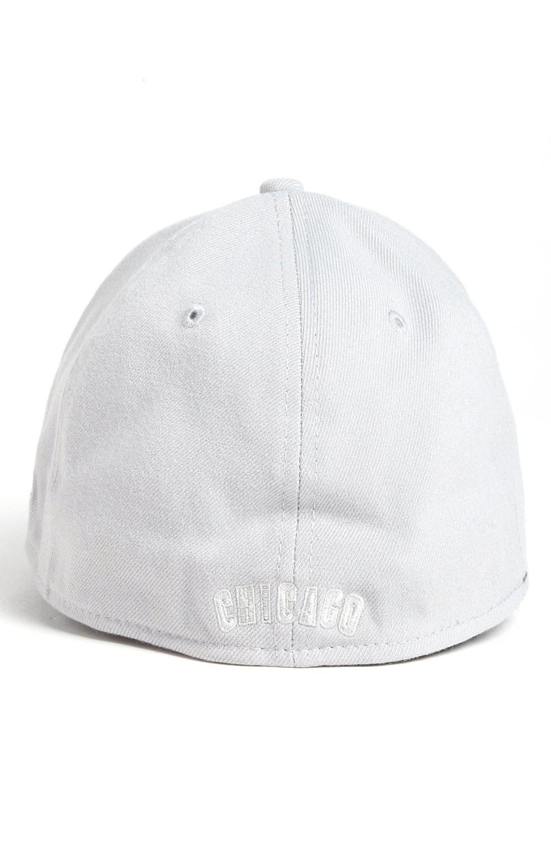 Alternate Image 2  - New Era Cap 'Chicago Cubs - Tonal Classic' Fitted Baseball Cap