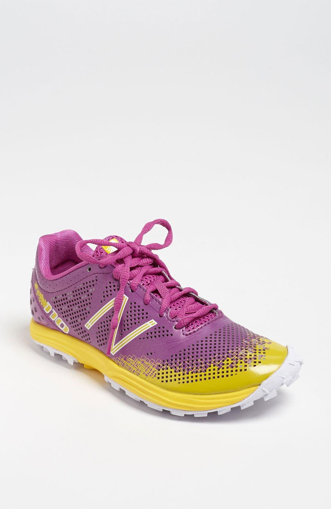 Alternate Image 1 Selected - New Balance '110 V1' Trail Running Shoe (Women)(Retail Price: $89.95)