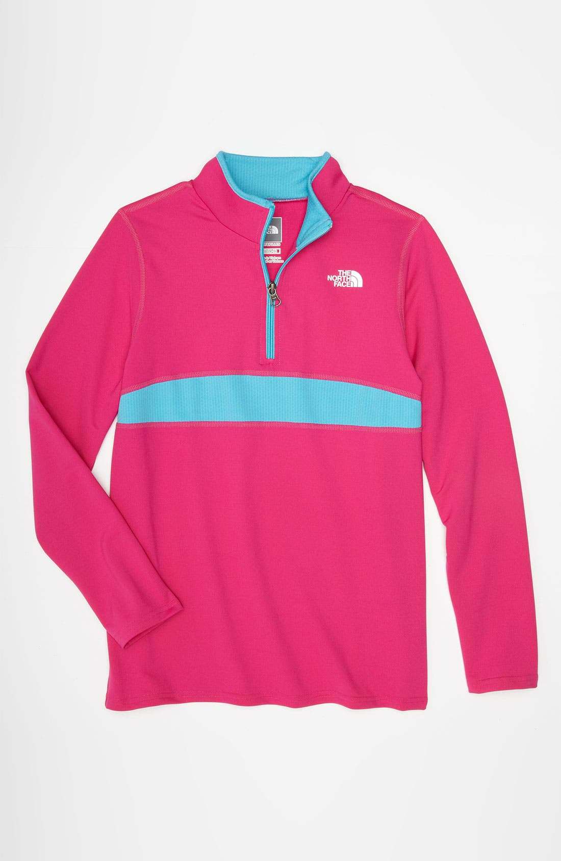 Alternate Image 1 Selected - The North Face 'Sikayda' Pullover Jacket (Little Girls)