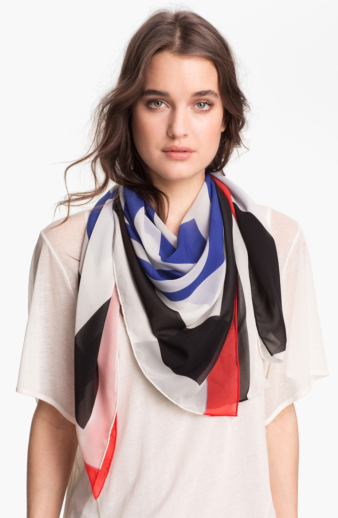 Alternate Image 1 Selected - Halogen® 'Perspective' Scarf