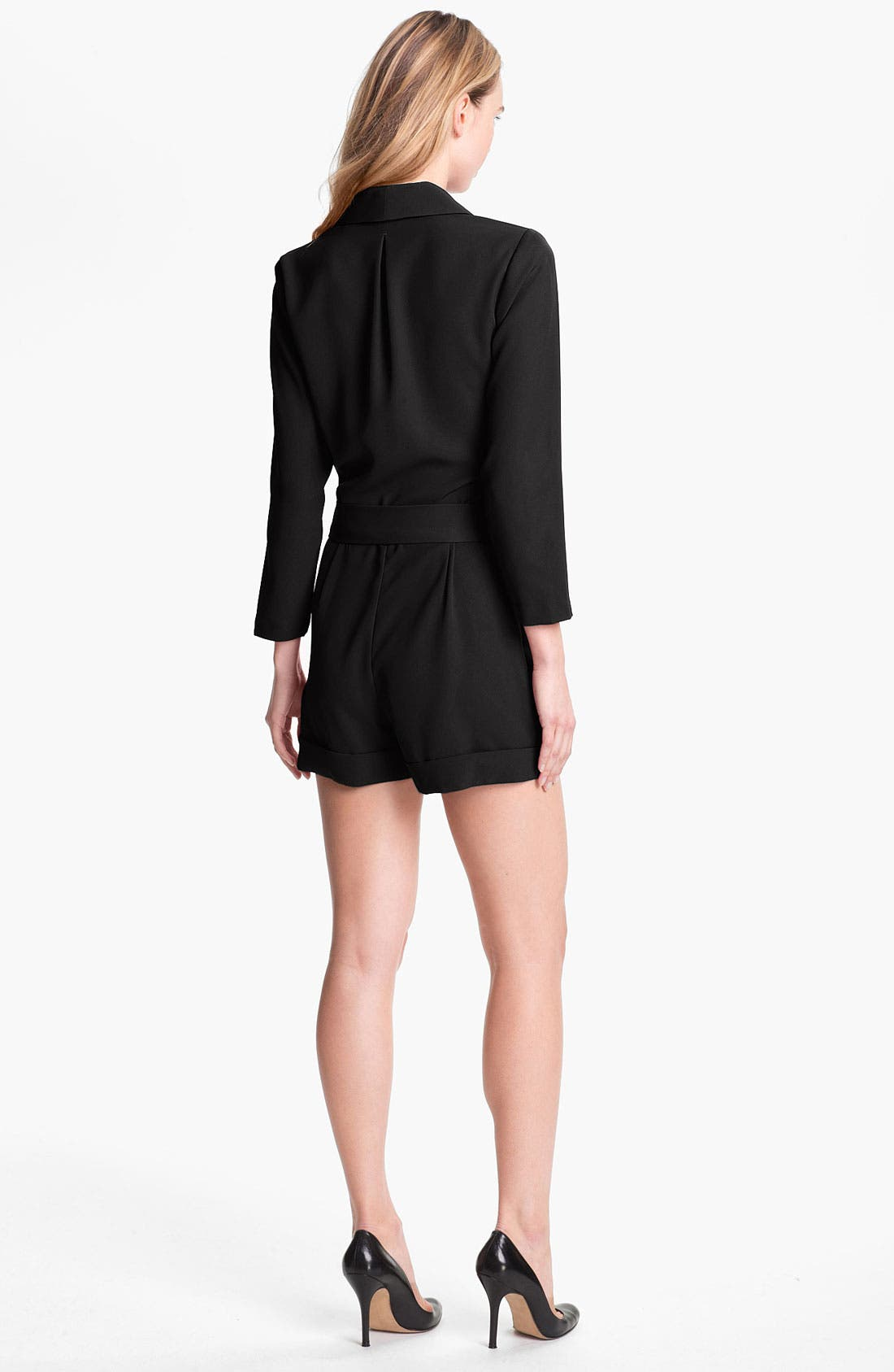 Alternate Image 2  - Ted Baker London Faux Wrap Jumpsuit (Online Only)