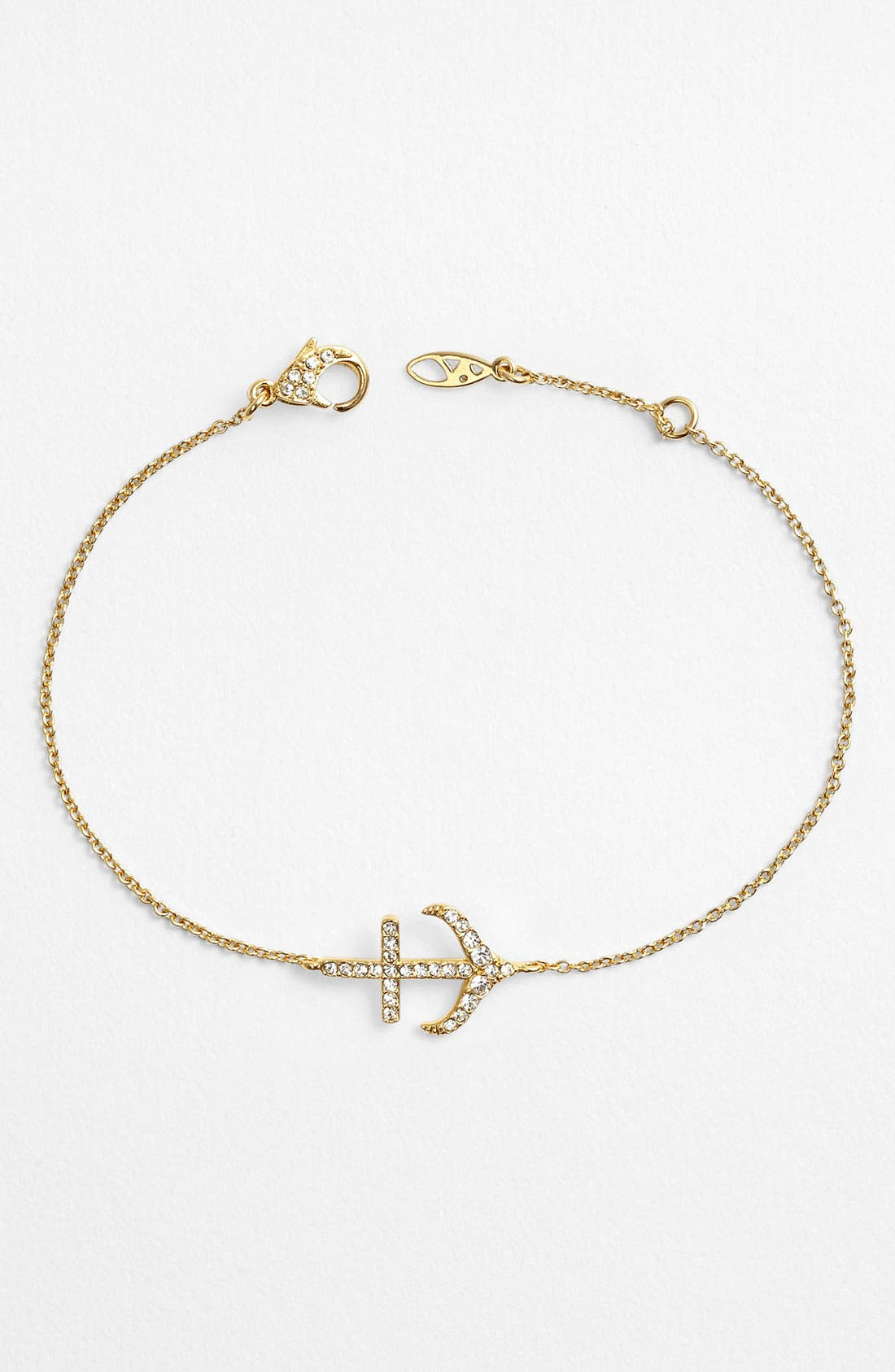 Main Image - Nadri Anchor Station Bracelet (Nordstrom Exclusive)
