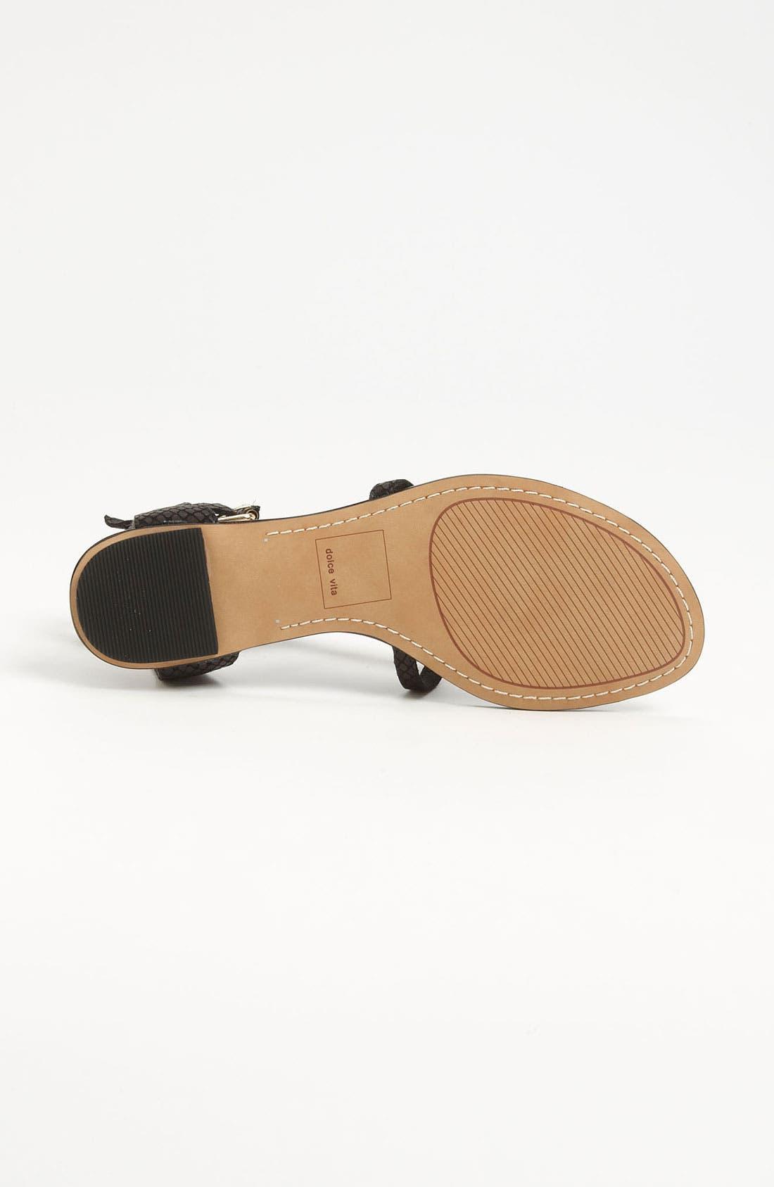 Alternate Image 4  - Dolce Vita 'Izara' Sandal